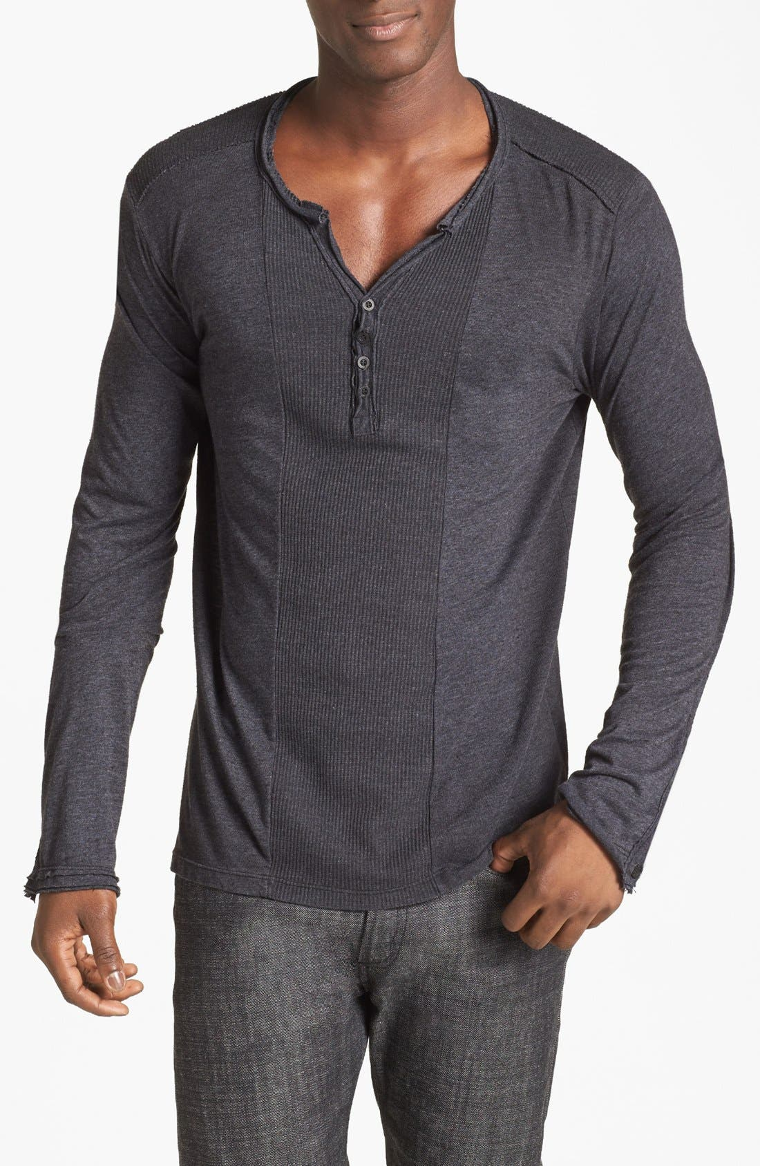 Alternate Image 1 Selected - Rogue Henley