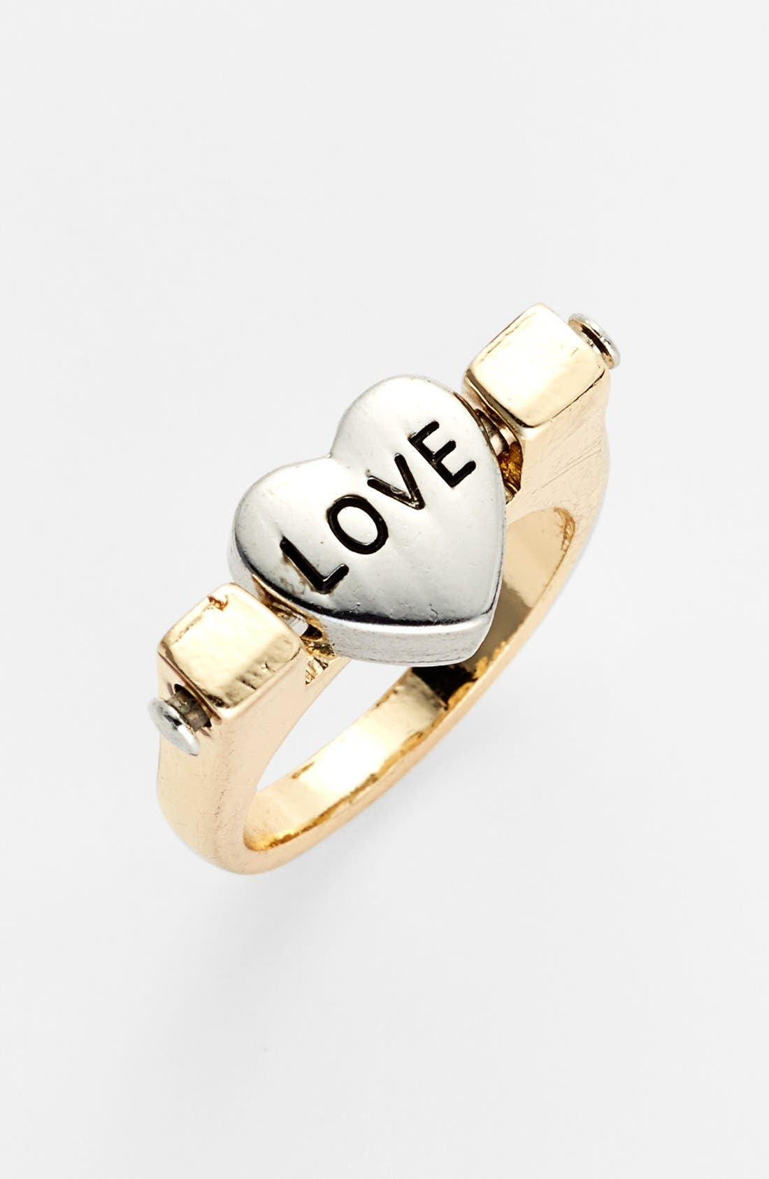 Alternate Image 1 Selected - Cara Couture 'Love Heart' Ring