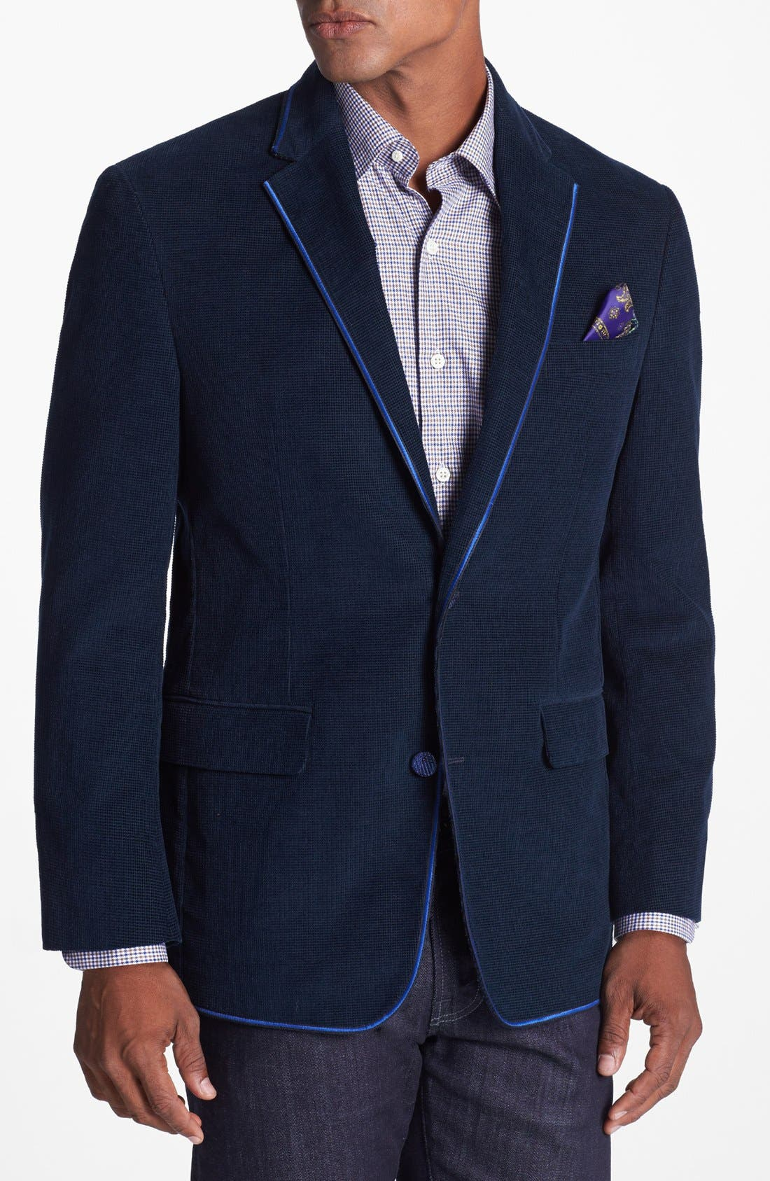 Alternate Image 1 Selected - Robert Graham 'Pico' Corduroy Sportcoat