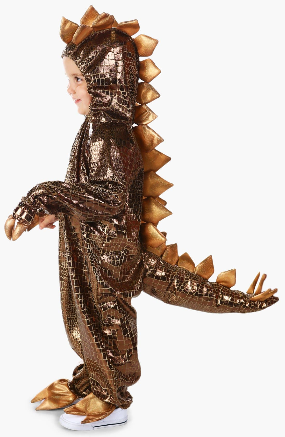 Alternate Image 1 Selected - Princess Paradise 'Stegosaurus' Costume (Baby)