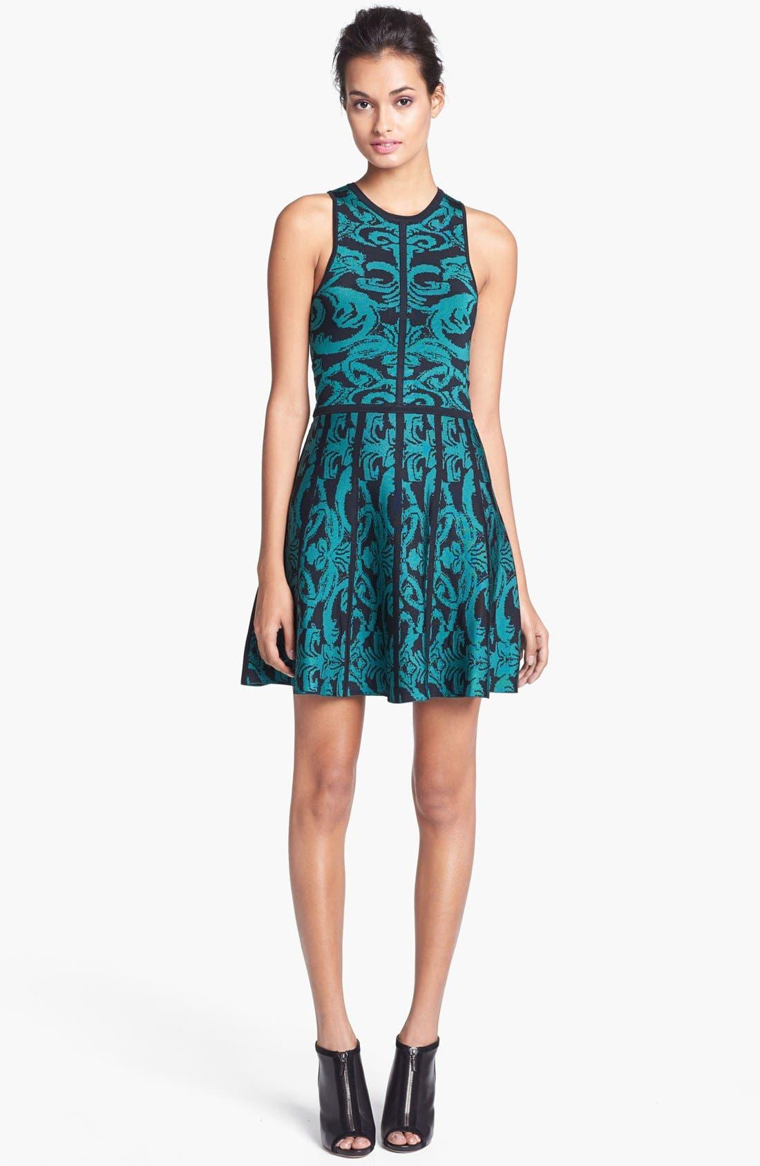 Alternate Image 1 Selected - Parker 'Kiley' Knit A-Line Dress