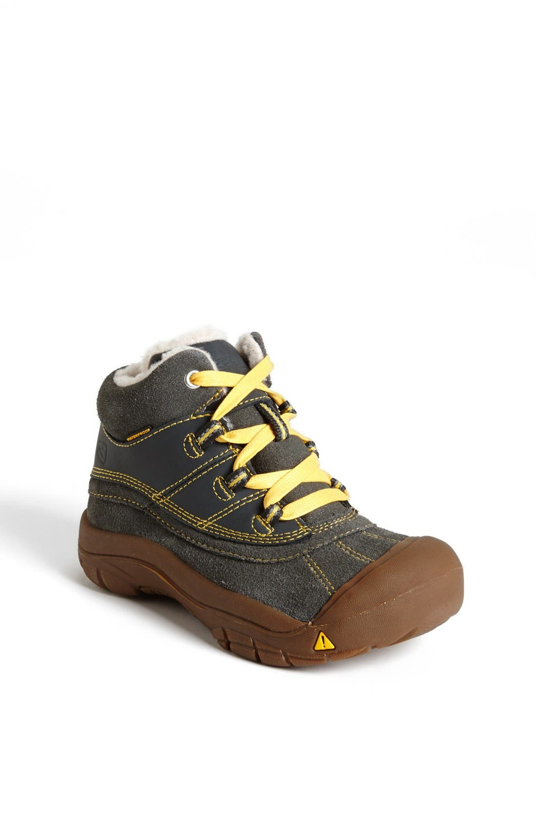 Main Image - Keen 'Brady' Waterproof Boot (Toddler, Little Kid & Big Kid)