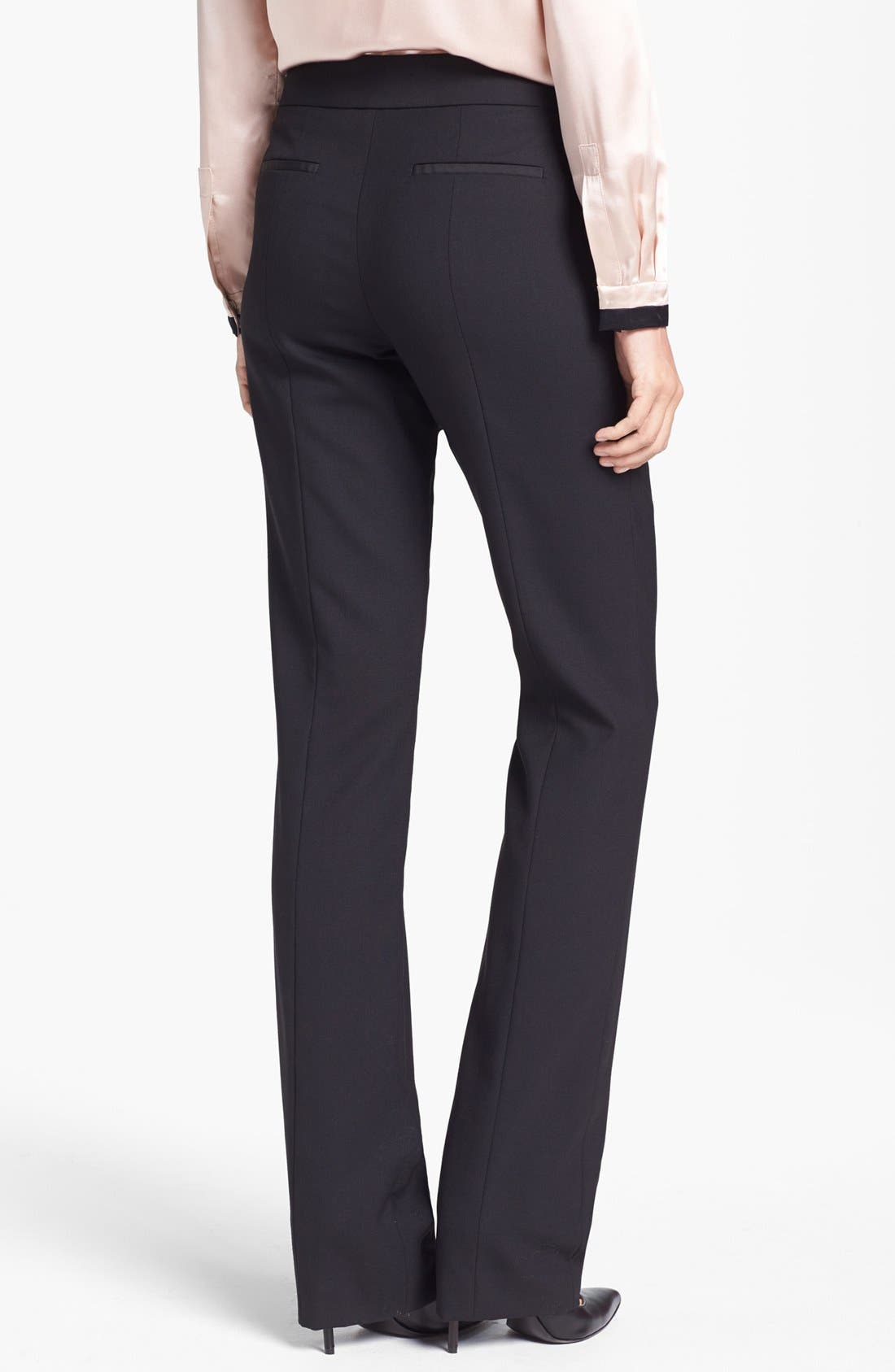 Alternate Image 2  - Tory Burch 'Dolly' Stretch Wool Pants