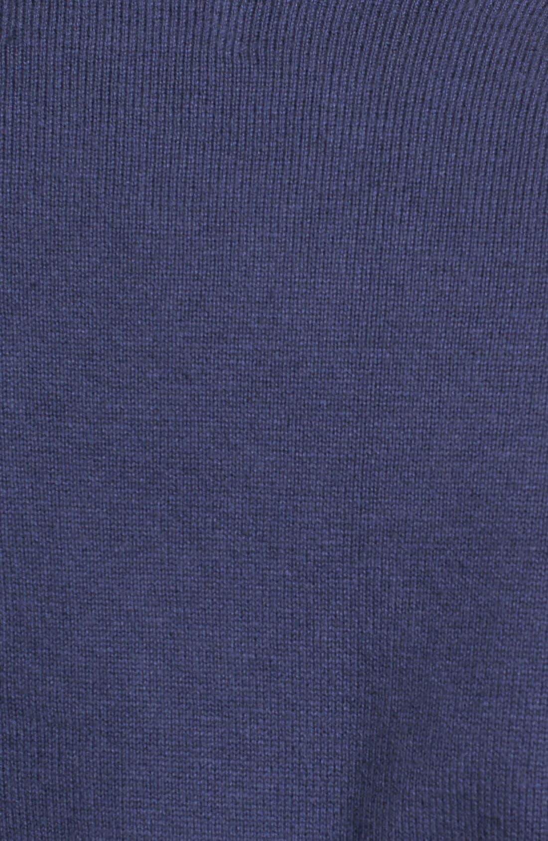 Alternate Image 3  - Wallin & Bros. Trim Fit V-Neck Cotton & Cashmere Sweater