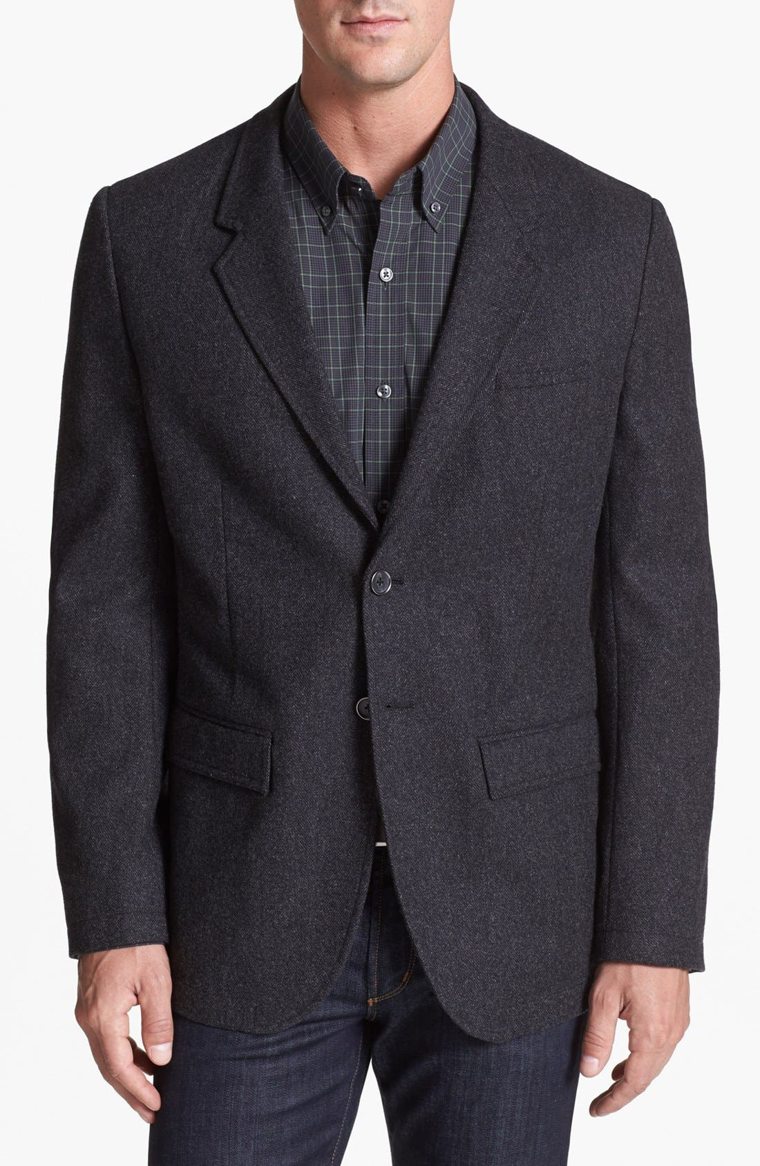 Alternate Image 1 Selected - Cutter & Buck 'Tavern Law' Sportcoat (Big & Tall)