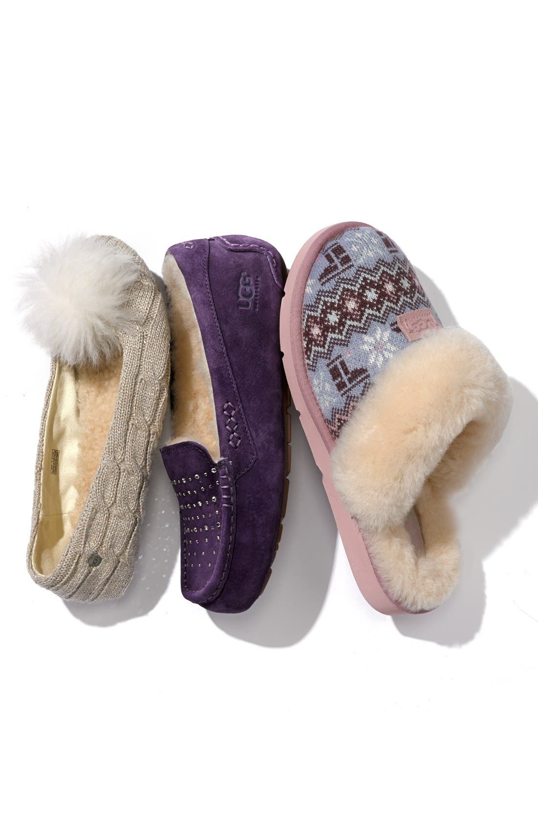 Alternate Image 6  - UGG® Australia 'Bling' Slipper (Nordstrom Exclusive)