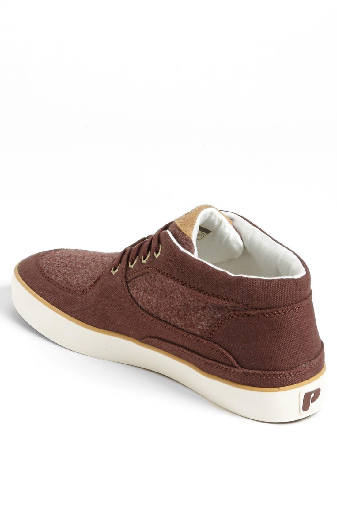 Alternate Image 2  - Pointer 'Mathieson' High Top Sneaker (Men)