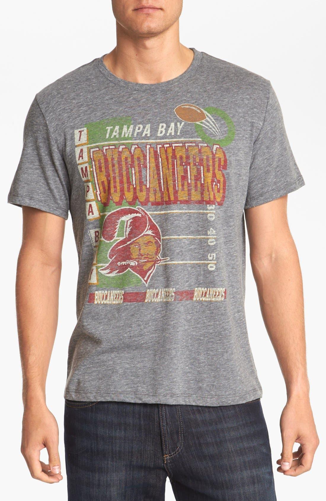 Main Image - Junk Food 'Touchdown - Tampa Bay Buccaneers' T-Shirt