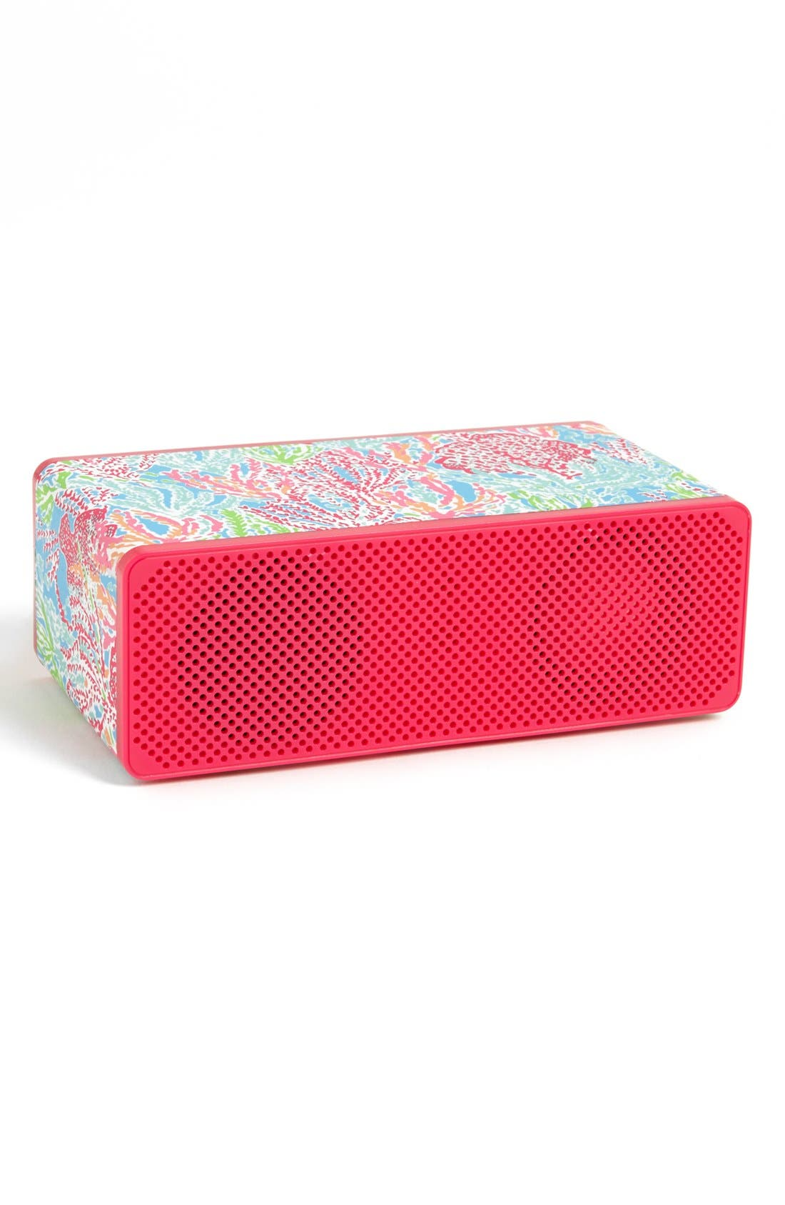 Alternate Image 1 Selected - Lilly Pulitzer® 'Let's Cha Cha' Wireless Bluetooth® Speaker