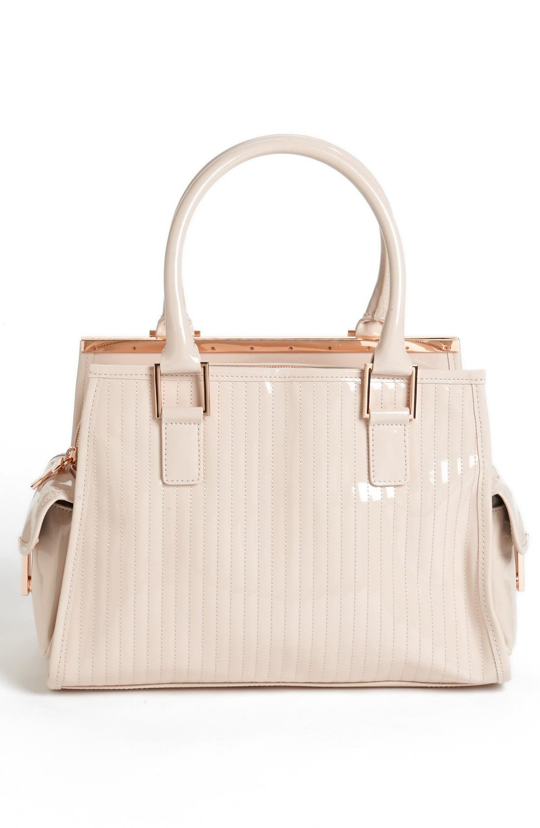 Alternate Image 4  - Ted Baker London 'Jaide' Quilted Tote