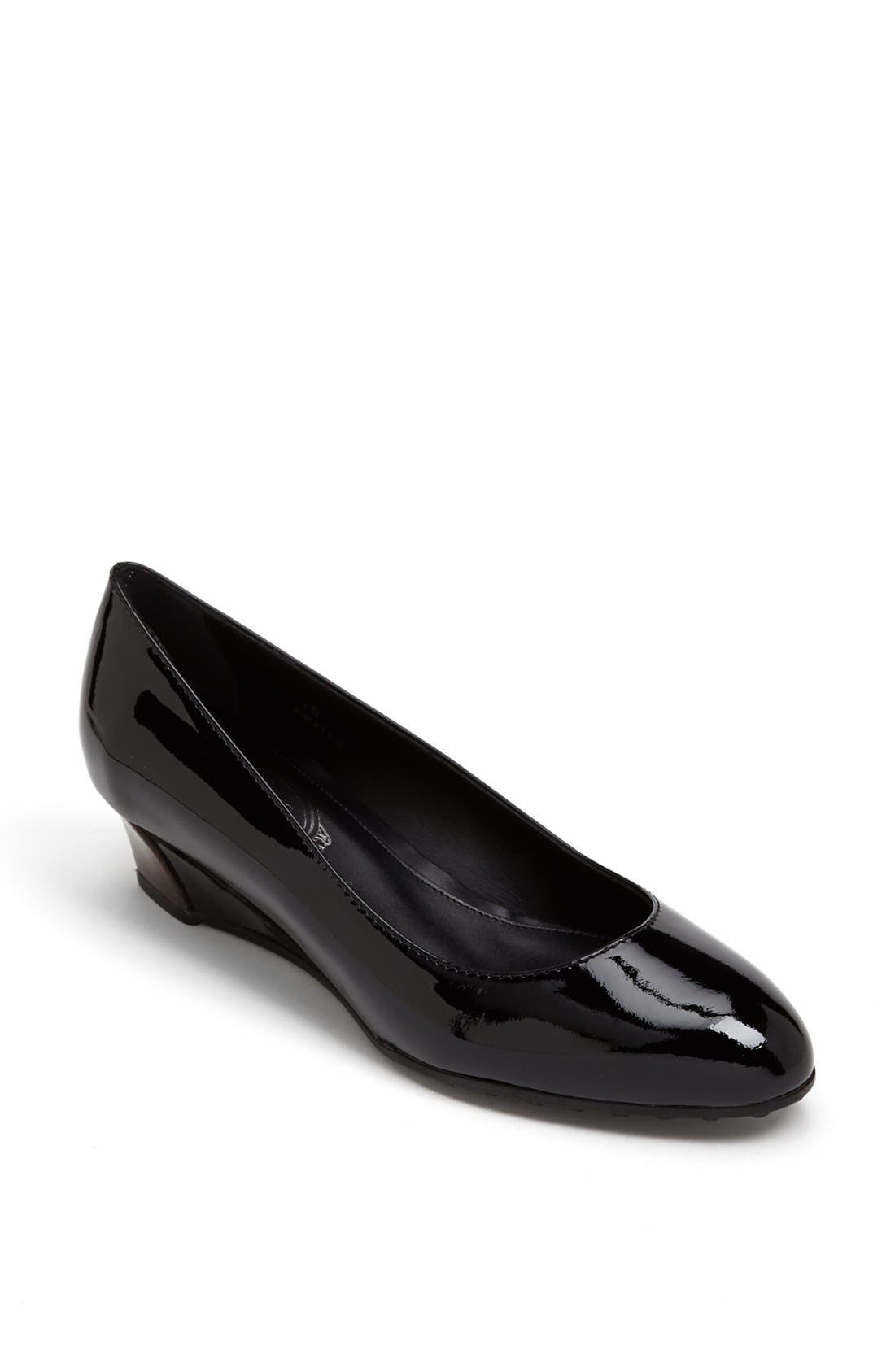 Main Image - Tod's 'Zeppa' Wedge Pump