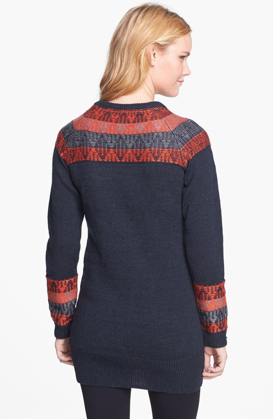 Alternate Image 2  - Bench. 'Glaster' Sweater Dress