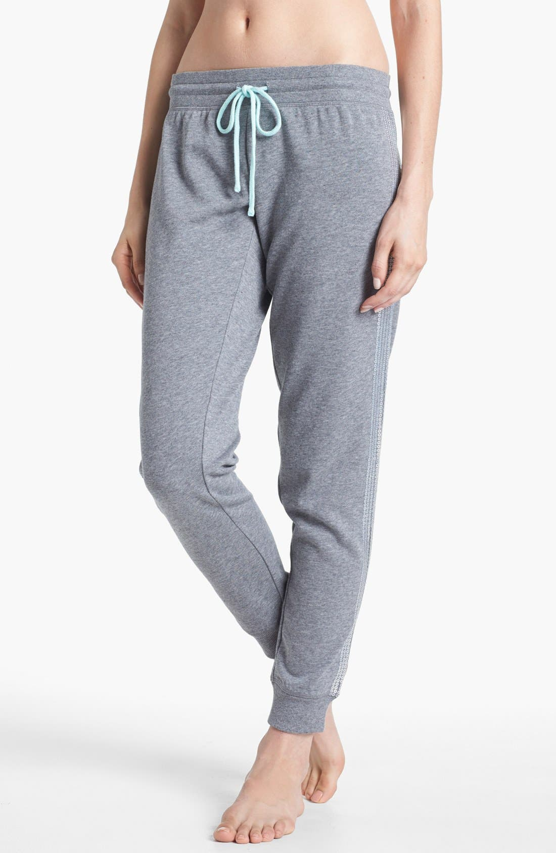 Alternate Image 1 Selected - COZY ZOE 'Cool Kitty' Sweatpants