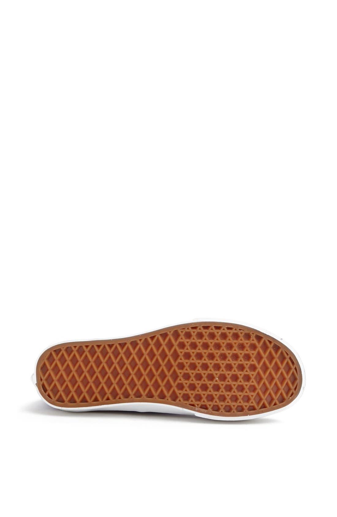 Alternate Image 4  - Vans 'Authentic' Sneaker (Women)
