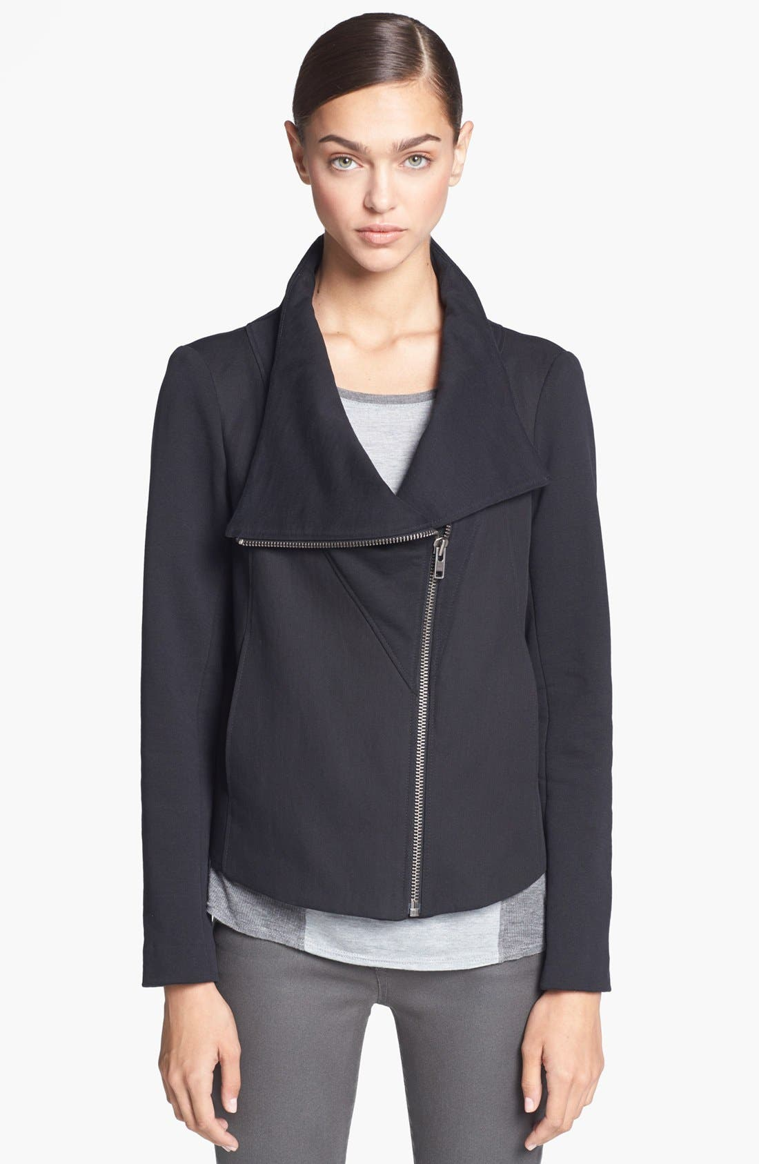 Alternate Image 3  - HELMUT Helmut Lang Drape Neck Jacket
