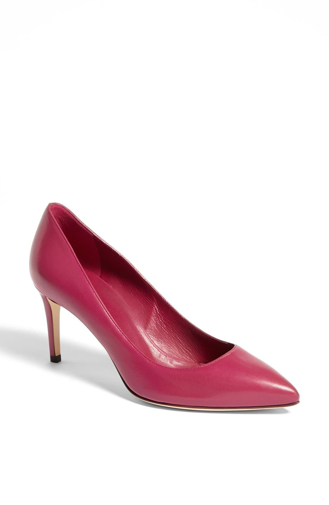 Alternate Image 1 Selected - Gucci 'Brooke' Pointed Toe Pump