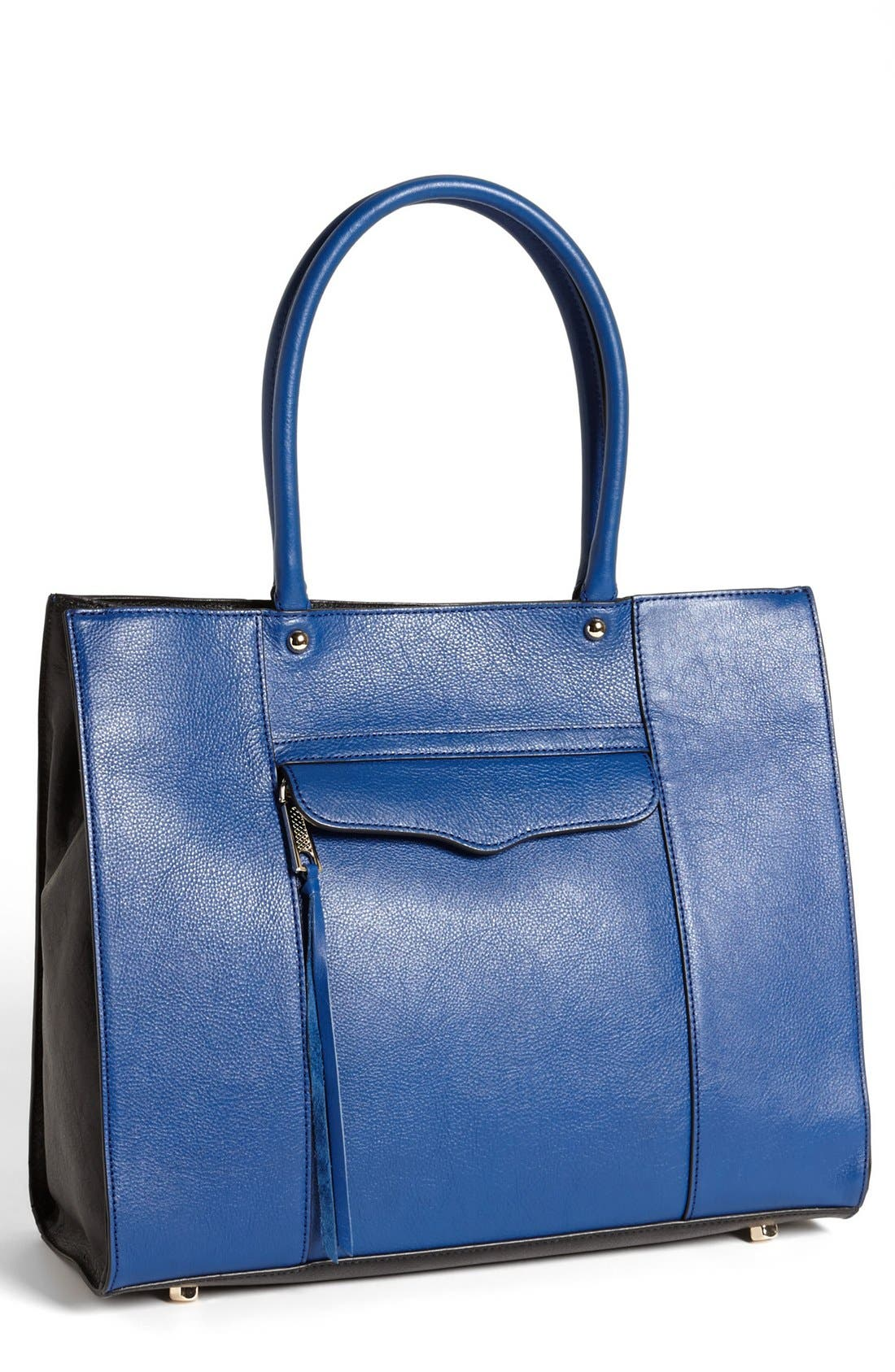 Alternate Image 1 Selected - Rebecca Minkoff 'Medium MAB' Colorblock Tote