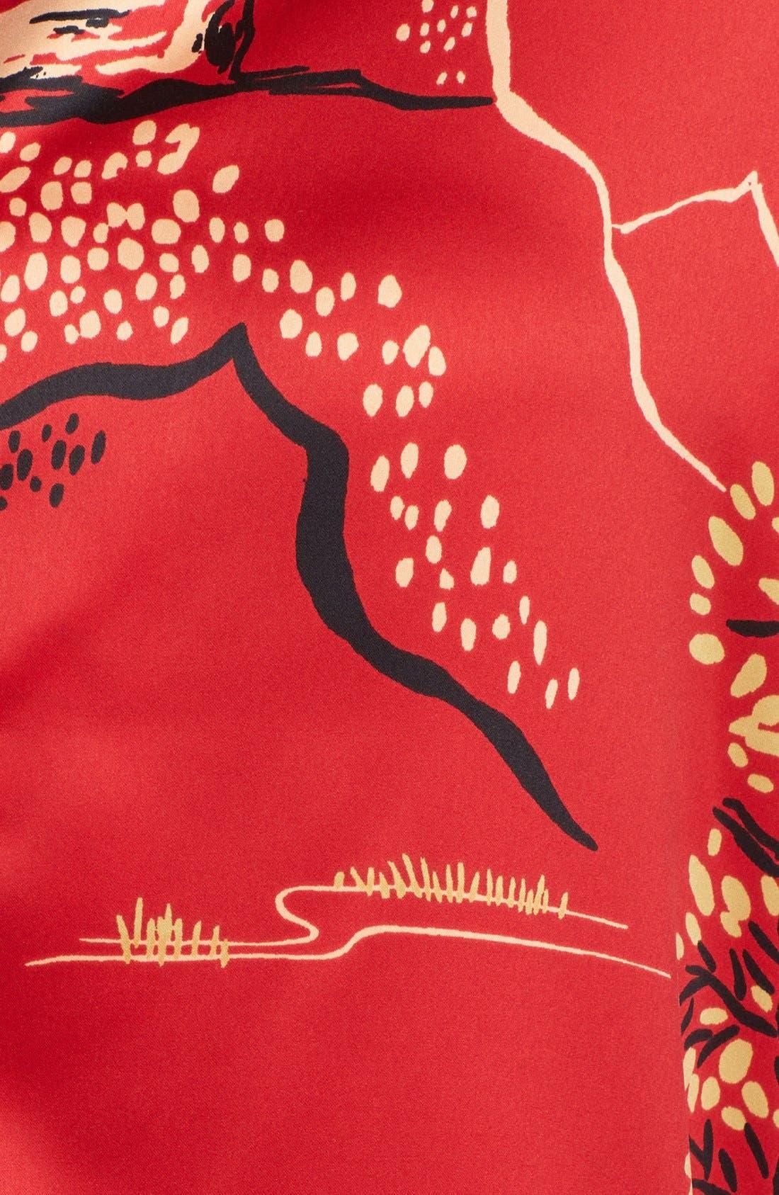 Alternate Image 3  - Natori 'Pagoda' Pajamas