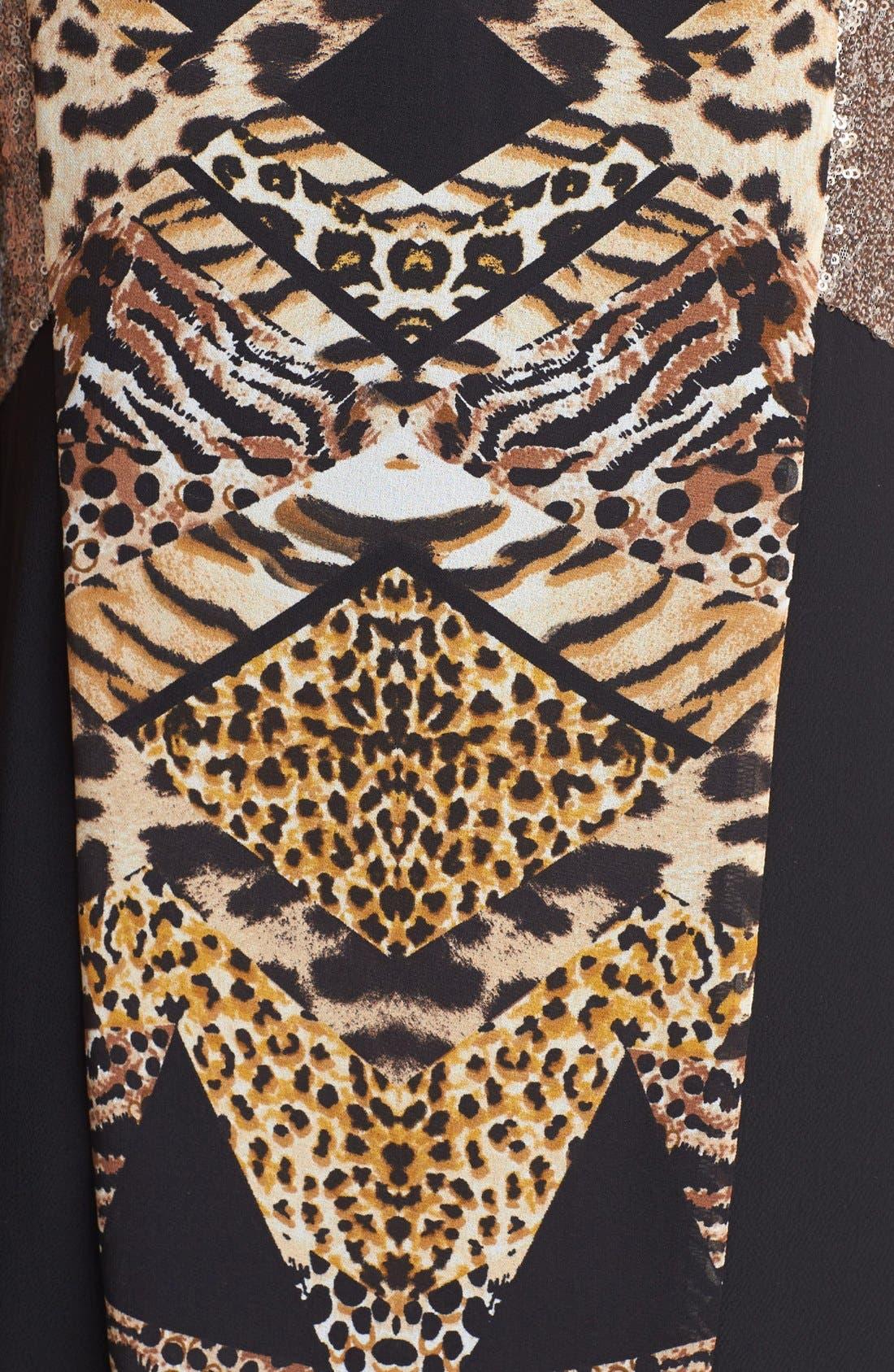Alternate Image 3  - MINKPINK 'Jungle Jamboree' Print Shift Dress