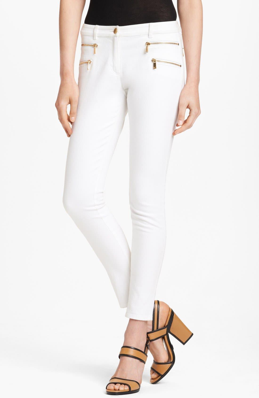 Alternate Image 1 Selected - Michael Kors Skinny Jeans