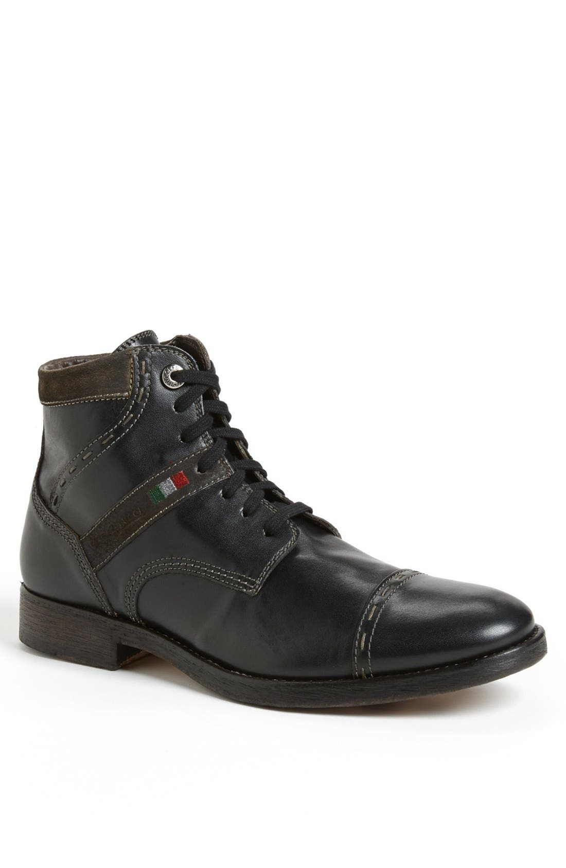 Alternate Image 1 Selected - Bacco Bucci 'Barone' Cap Toe Boot (Men)