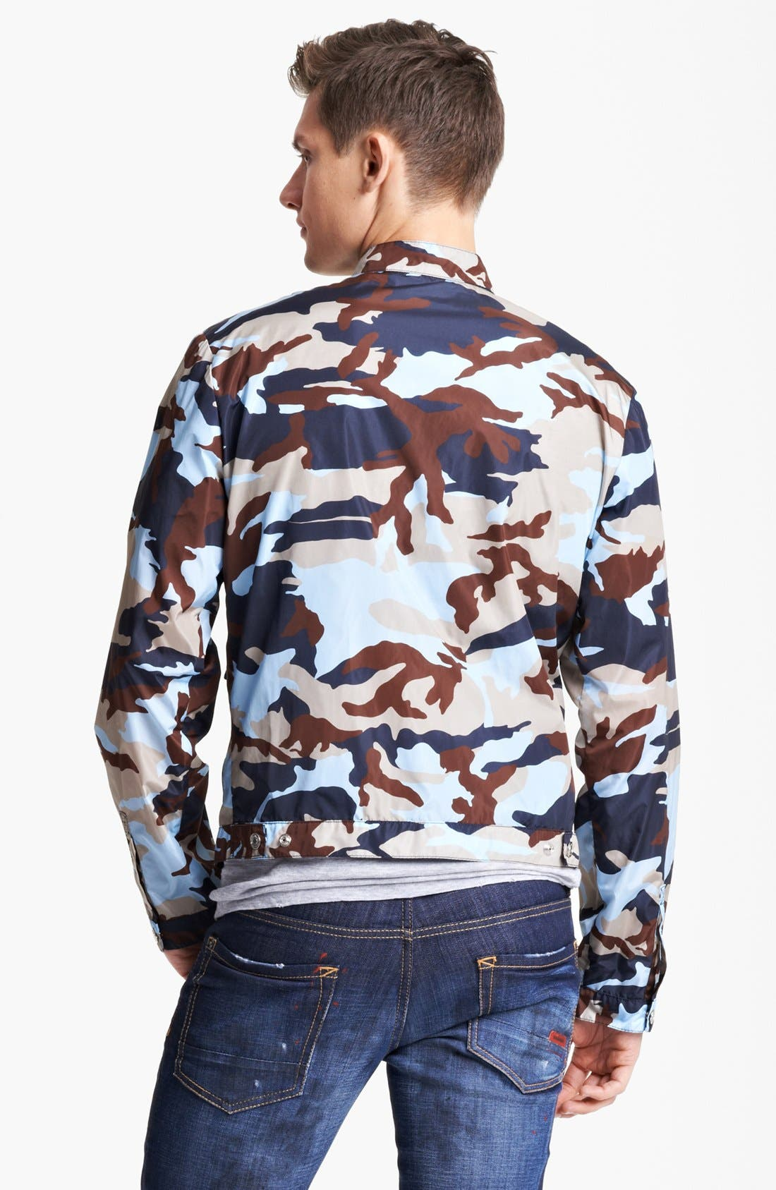Alternate Image 2  - Dsquared2 Lightweight Camo Jacket