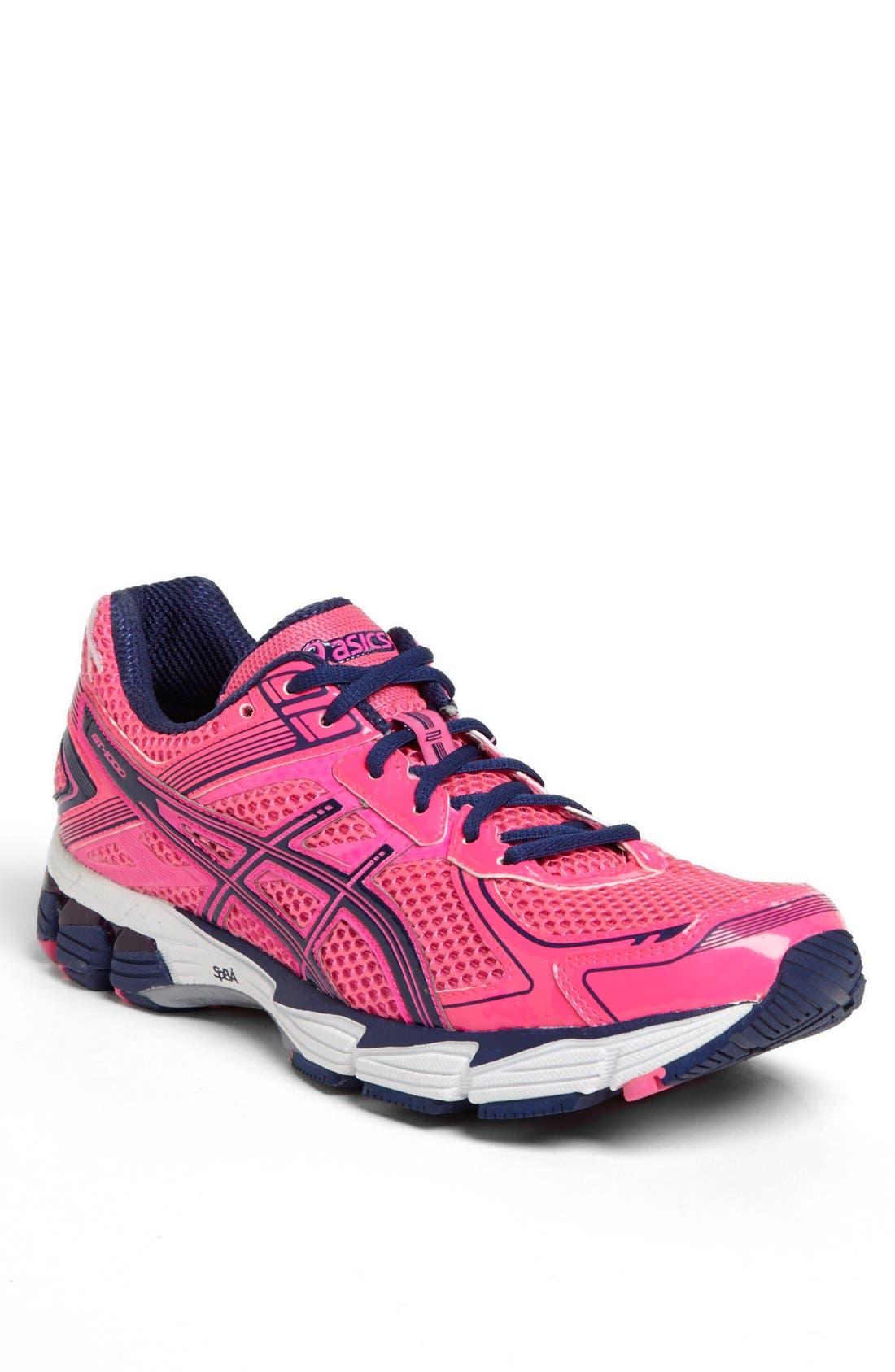 Alternate Image 1 Selected - ASICS® 'GT 1000 PR 2' Running Shoe (Men)