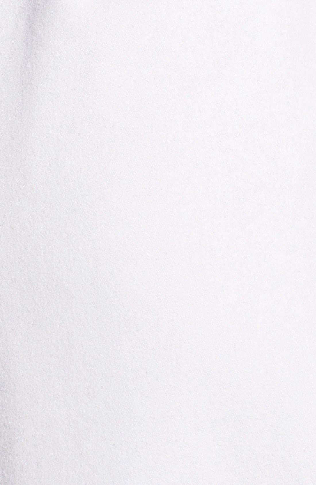Alternate Image 3  - Calvin Klein Wool Blend Trench Coat