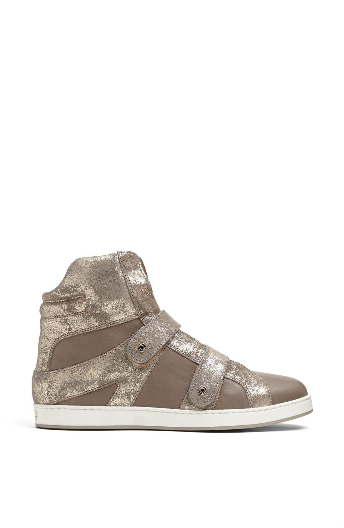 Alternate Image 4  - Jimmy Choo 'Yazz' Sneaker