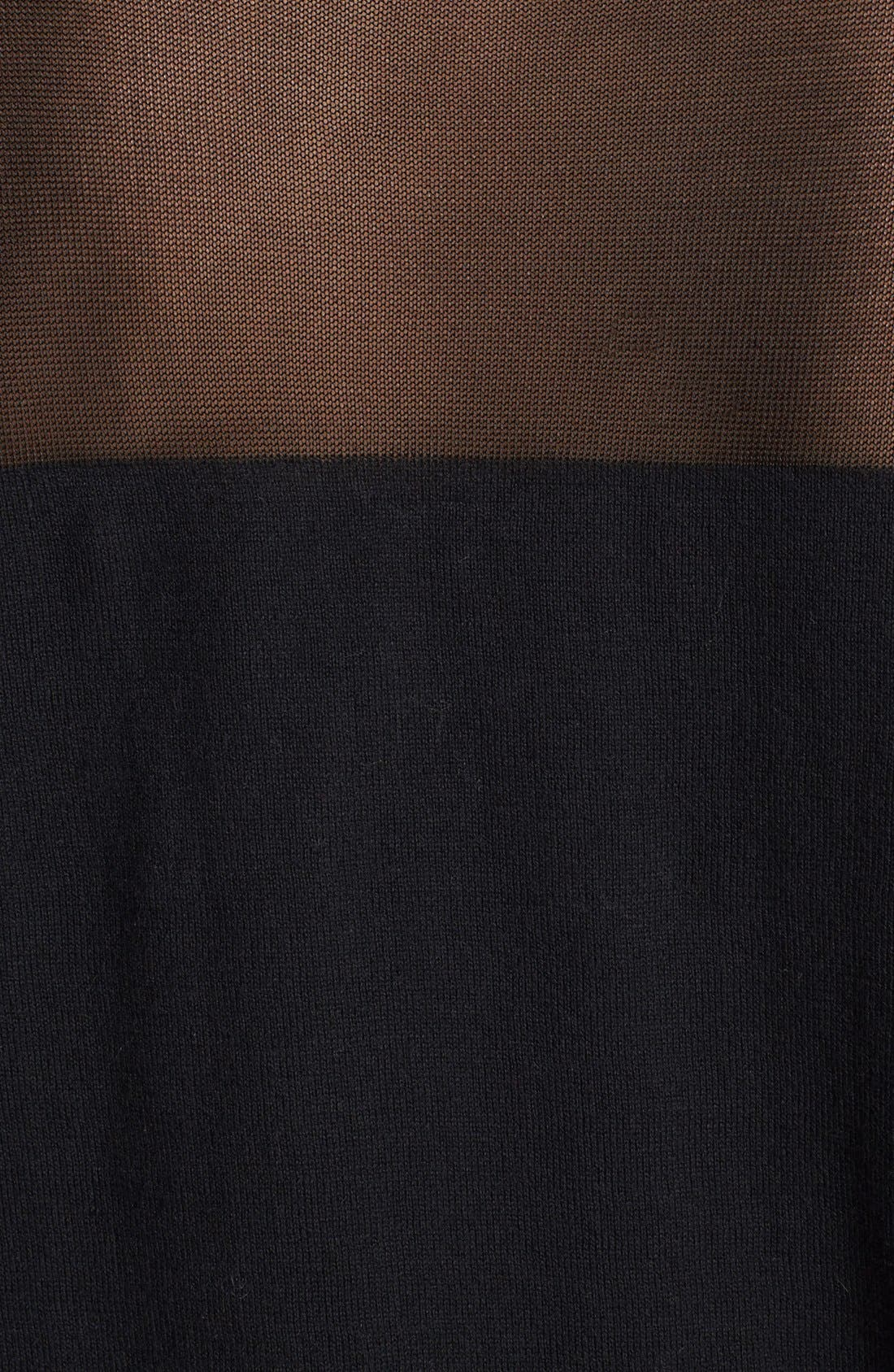 Alternate Image 5  - Vince Camuto Illusion Mix Sweater (Regular & Petite)