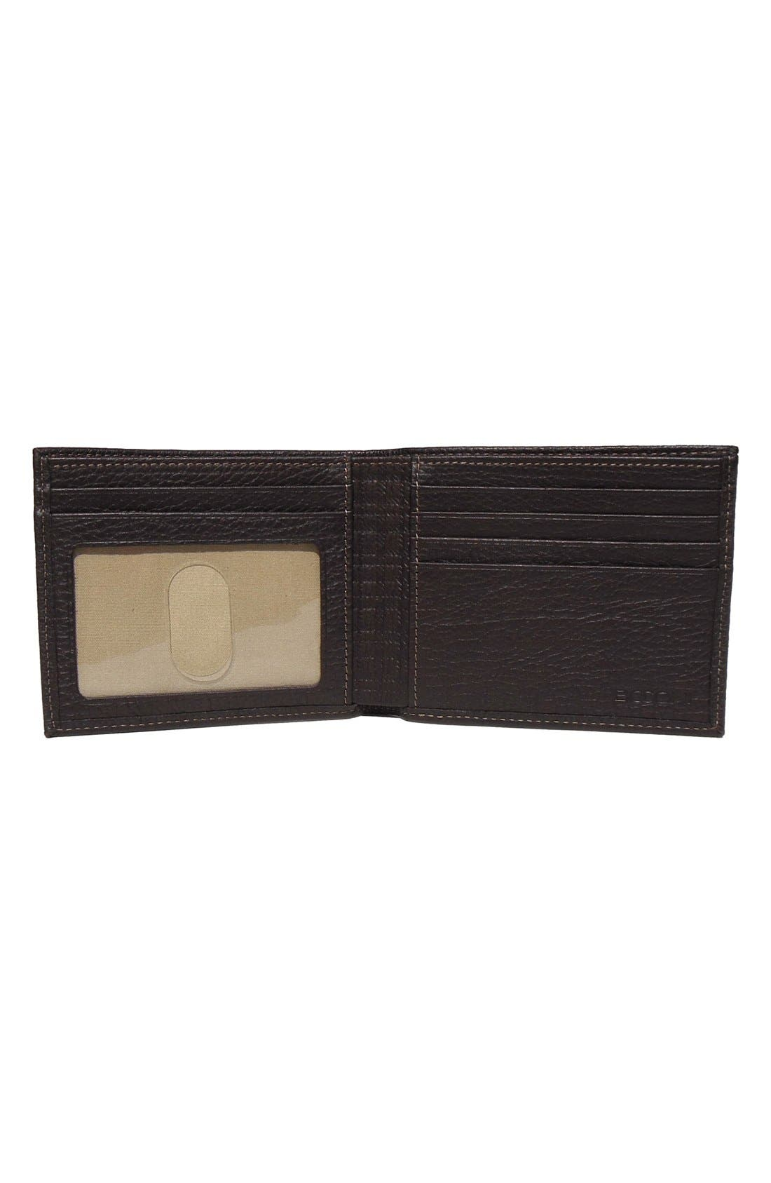 Alternate Image 2  - Boconi Leather Wallet