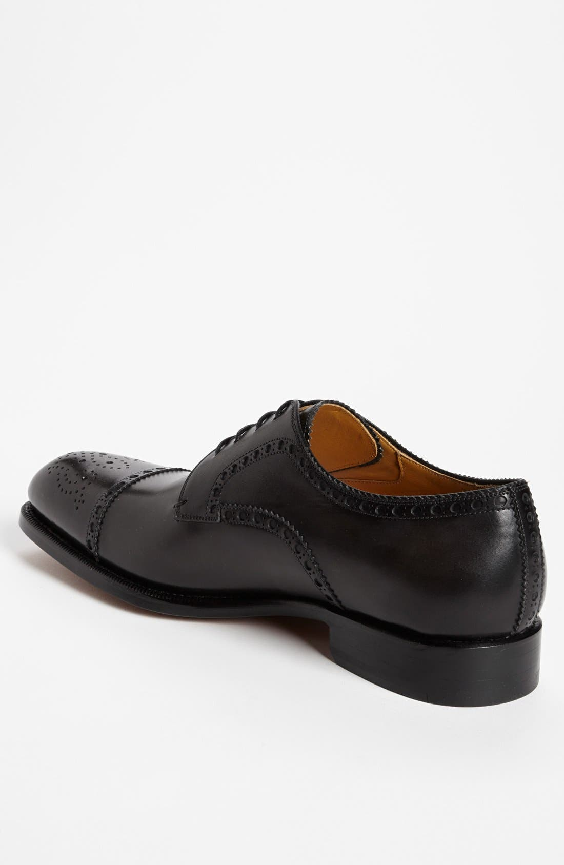Alternate Image 2  - Magnanni 'Alba' Cap Toe Derby (Men) (Online Only)