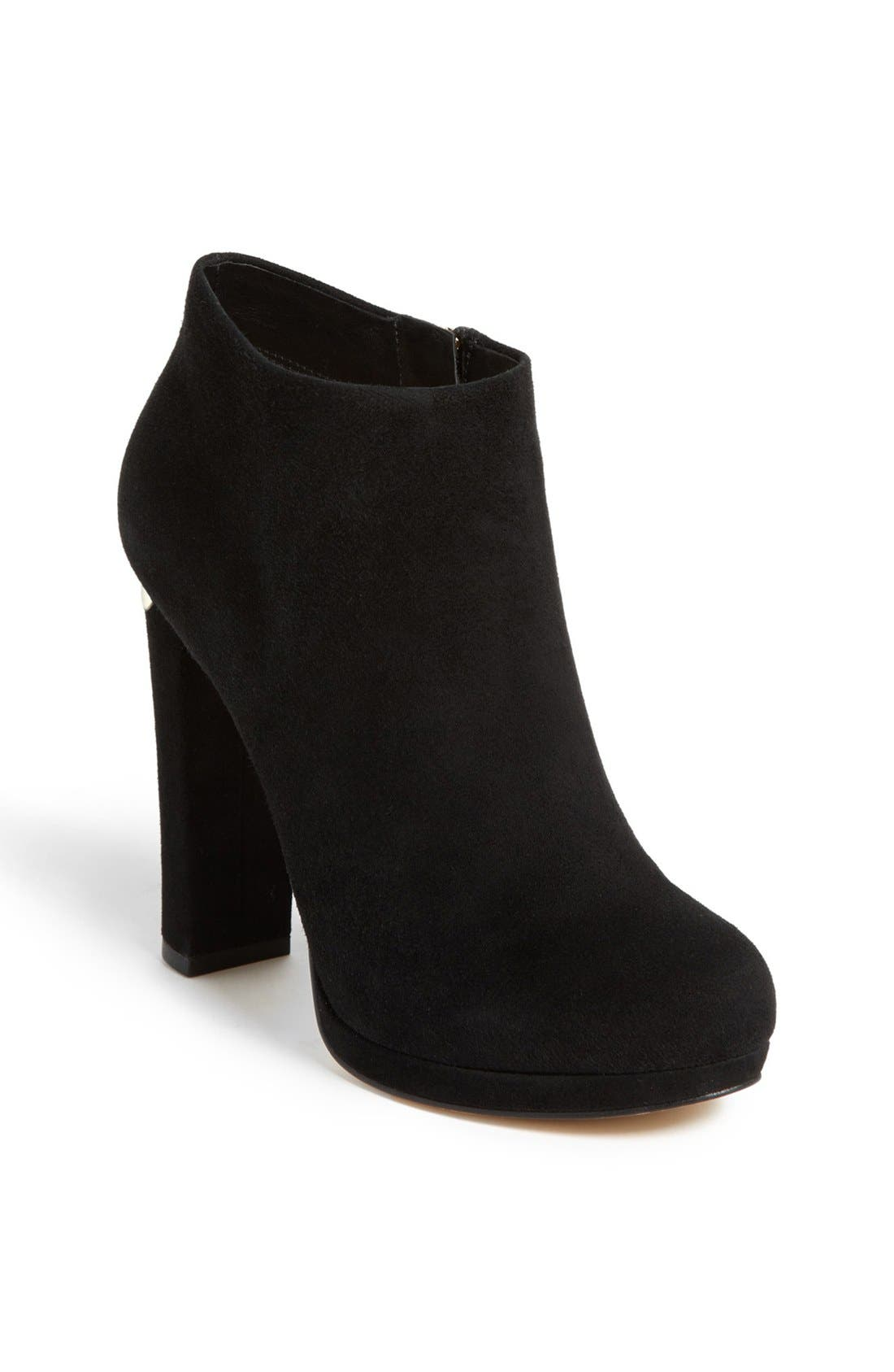 Alternate Image 1 Selected - MICHAEL Michael Kors 'Haven' Platform Bootie