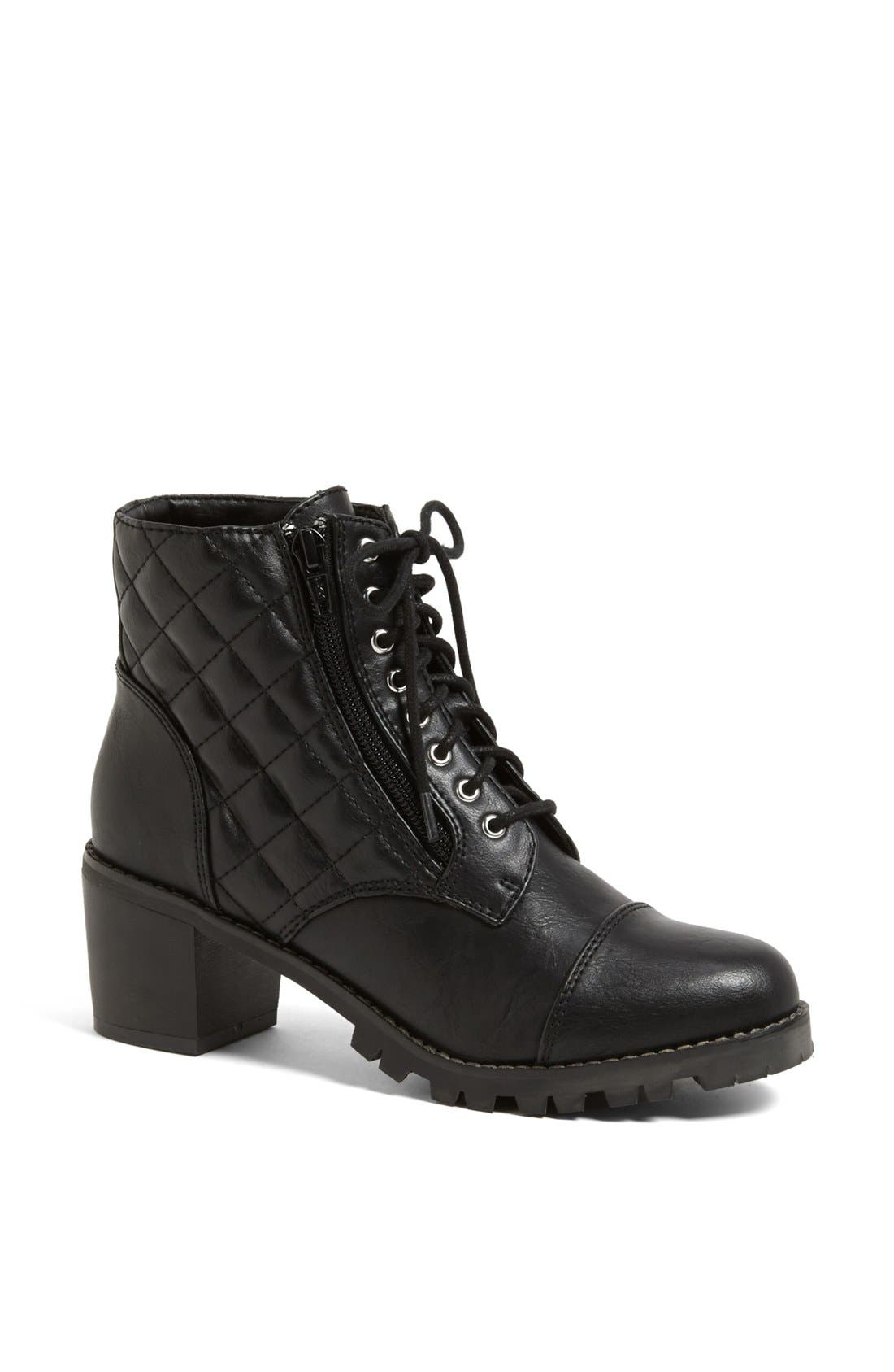 Alternate Image 1 Selected - Tildon 'Uptown' Quilted Boot