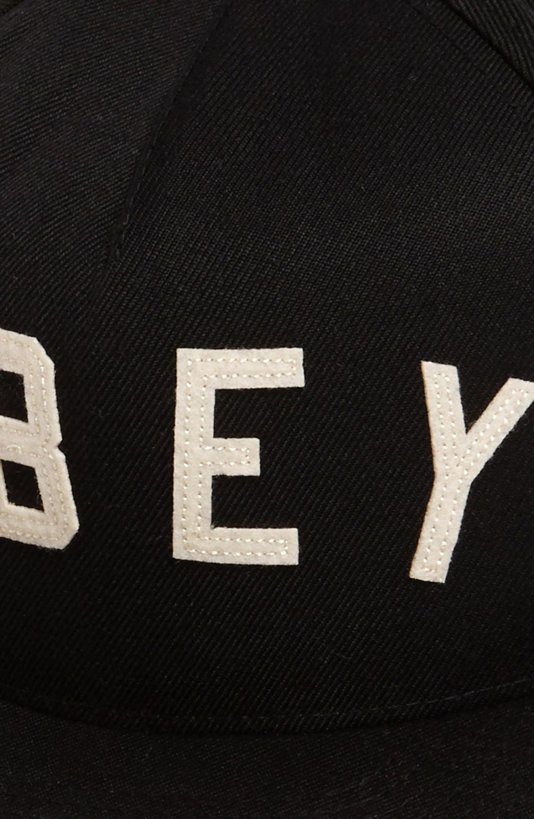 Alternate Image 3  - Obey 'Core' Snapback Baseball Cap