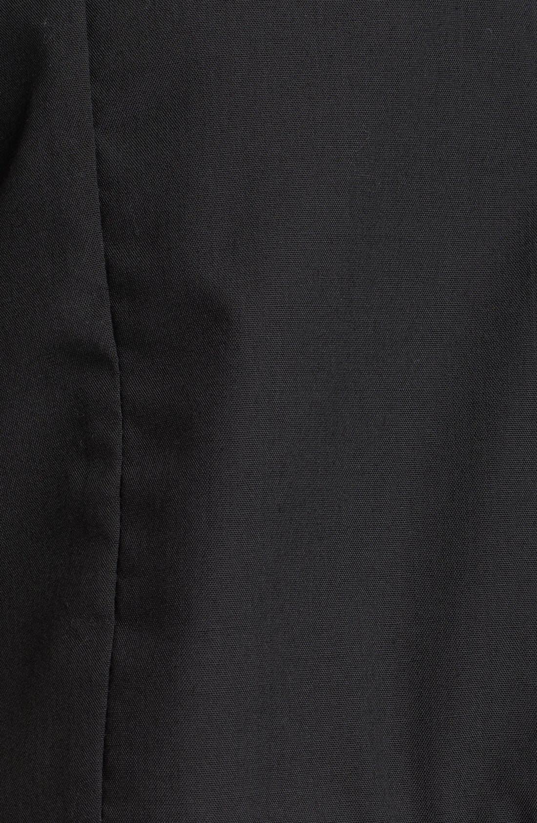 Alternate Image 3  - Christopher Kane Sheer Button Front Shirt