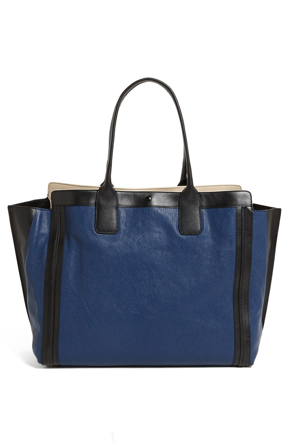 Alternate Image 4  - Chloé 'Alison' Leather Tote