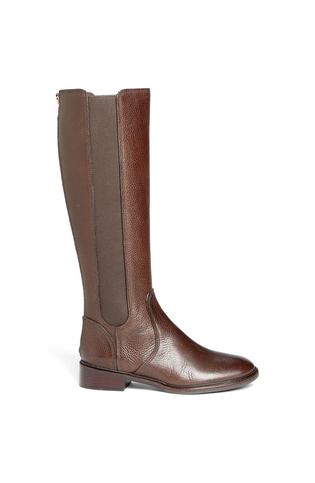 Alternate Image 4  - Tory Burch 'Christy' Leather Riding Boot