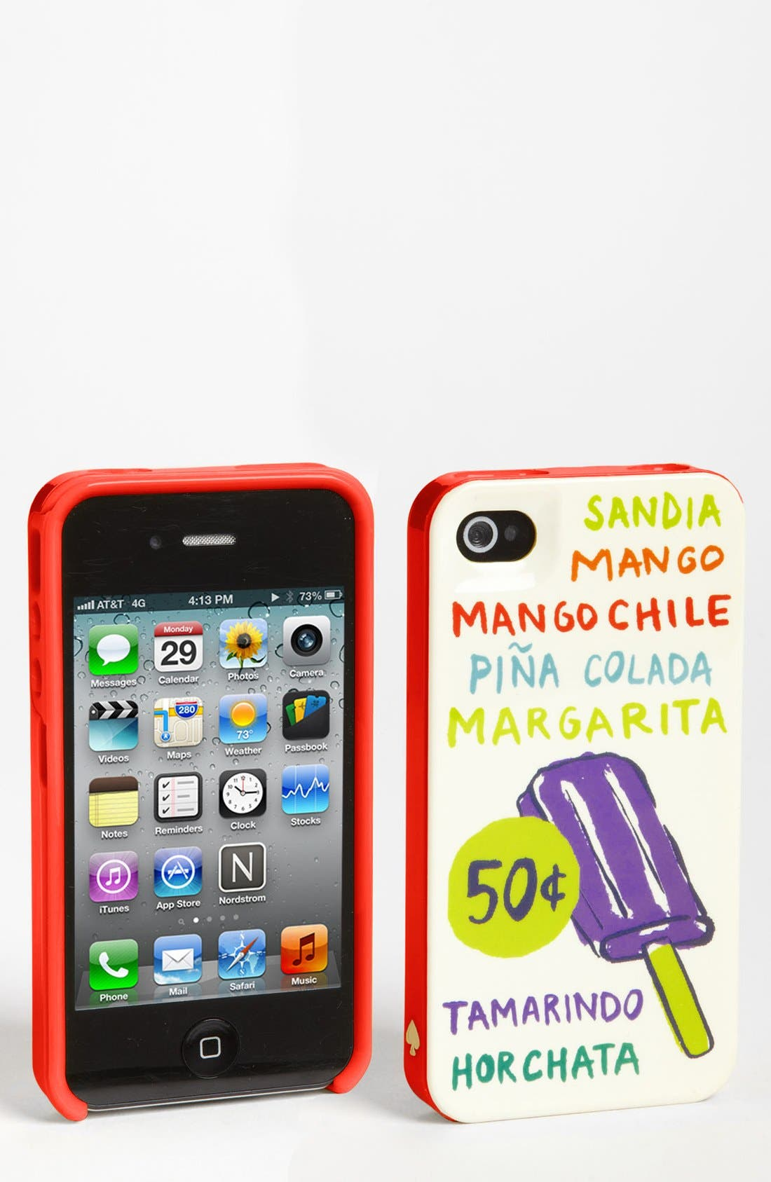Main Image - kate spade new york 'flavors' iPhone 5 & 5s case