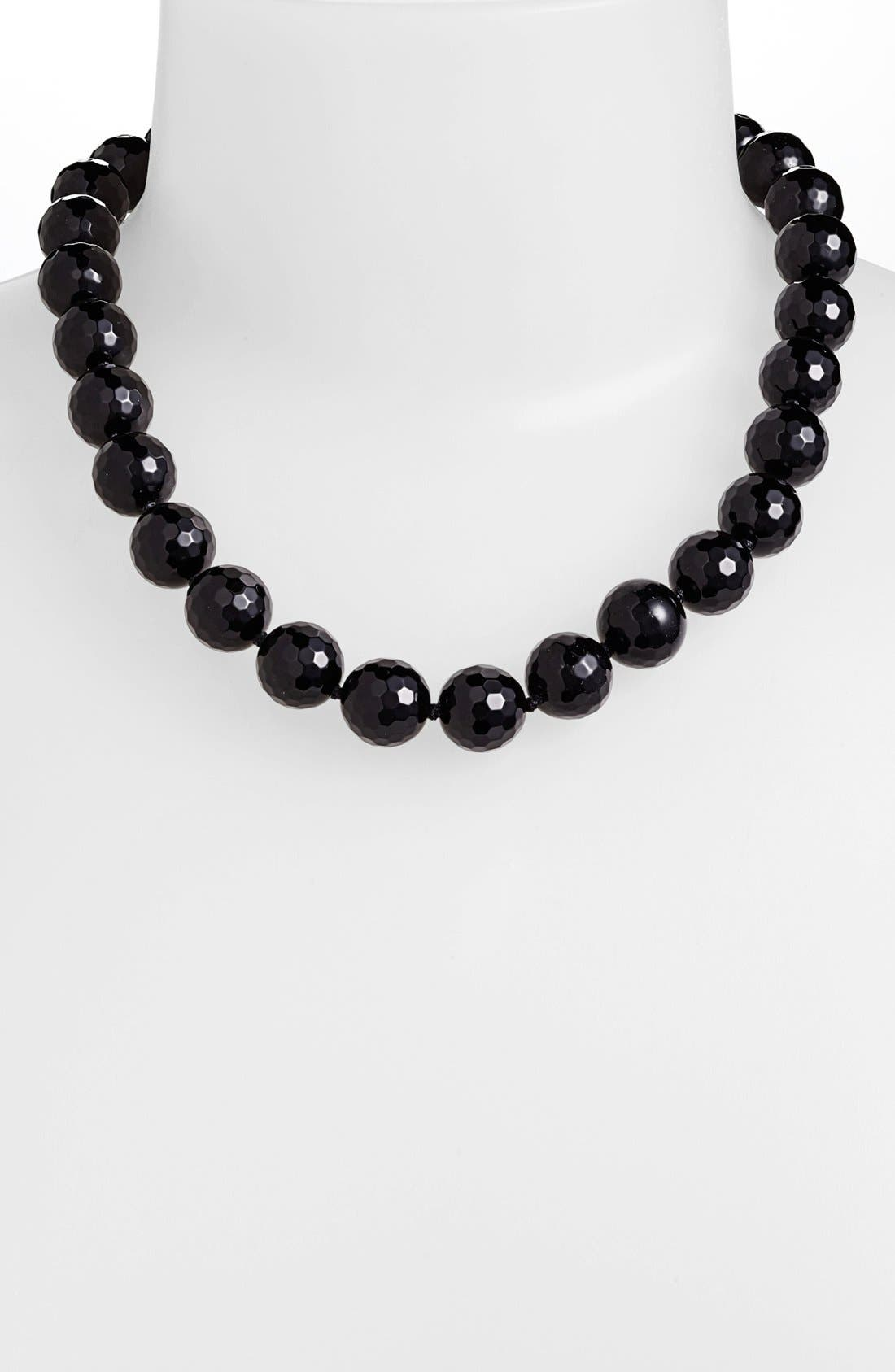 Main Image - Simon Sebbag Stone Beaded Necklace