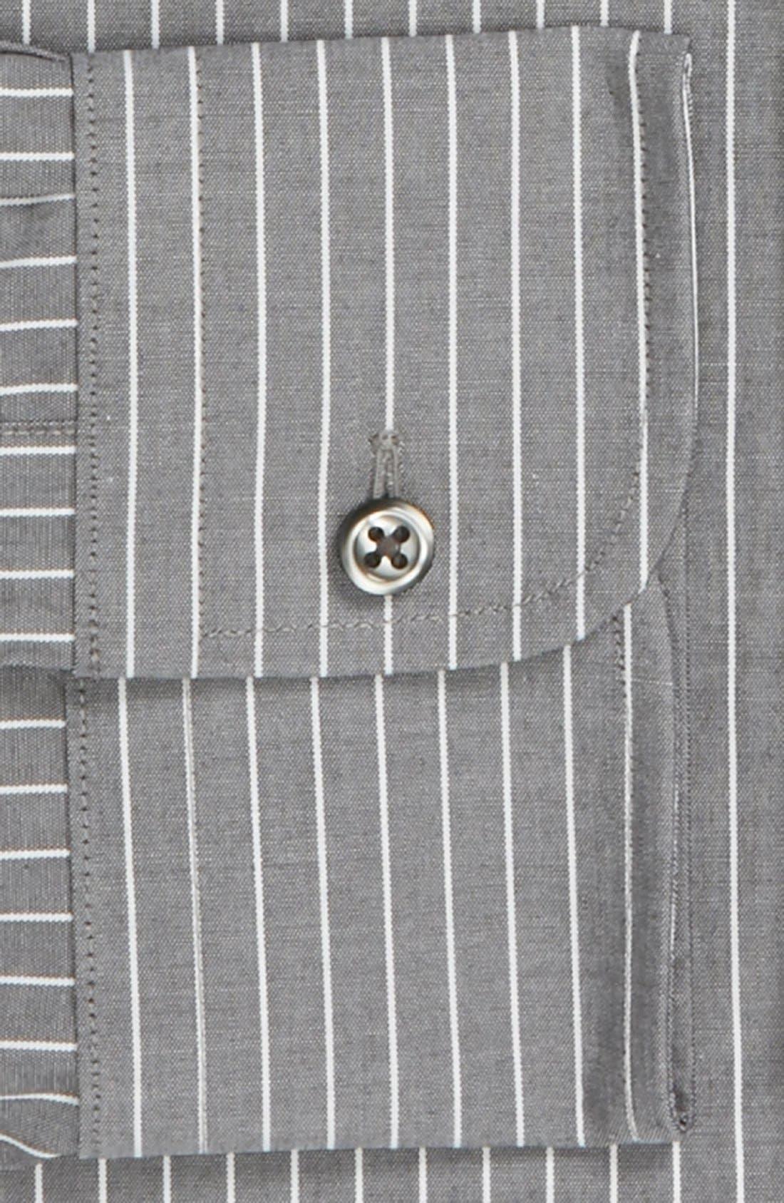 Alternate Image 2  - Nordstrom Classic Fit Non-Iron Dress Shirt