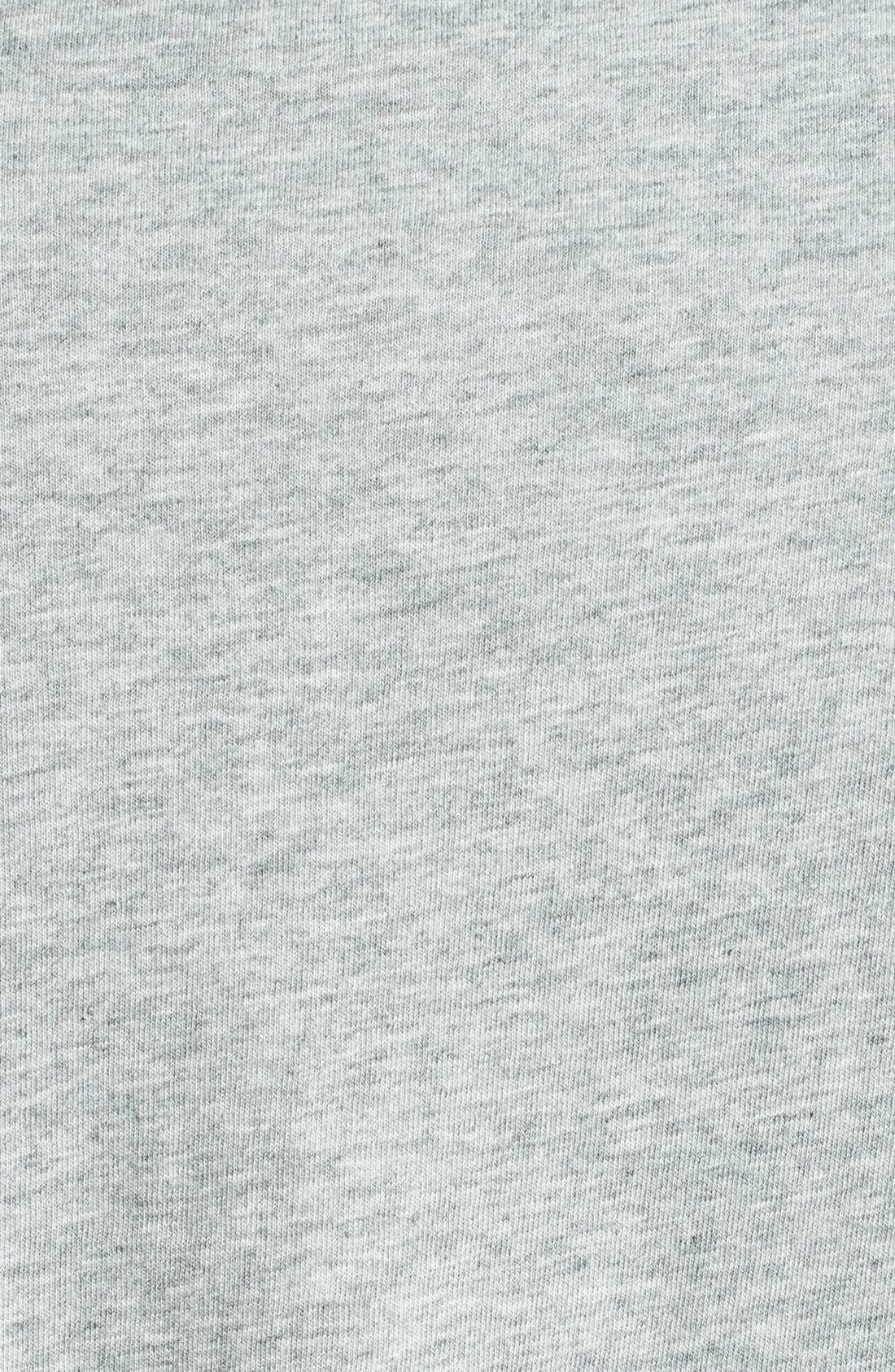 Alternate Image 3  - James Perse 'Classic' Crewneck T-Shirt