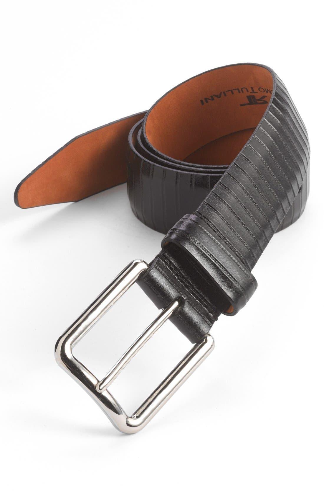 Main Image - Remo Tulliani 'Nerio' Leather Belt