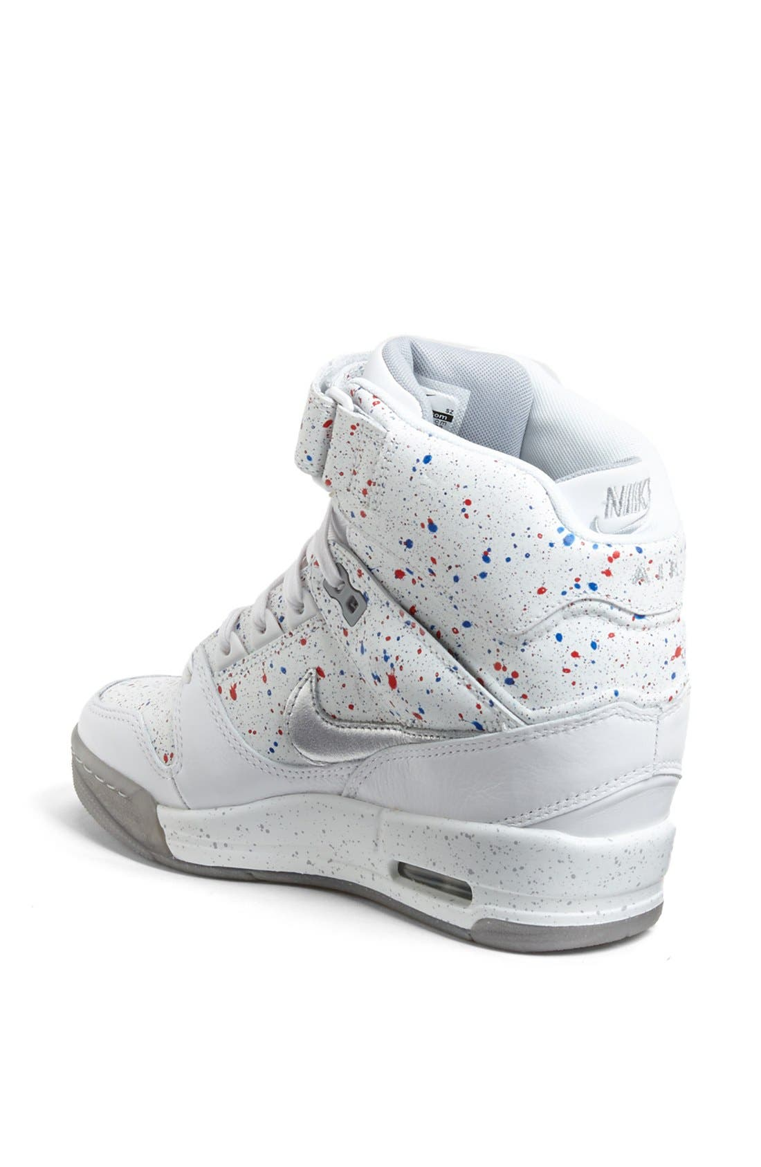 Alternate Image 2  - Nike 'Air Revolution Sky Hi' Hidden Wedge Sneaker (Women)
