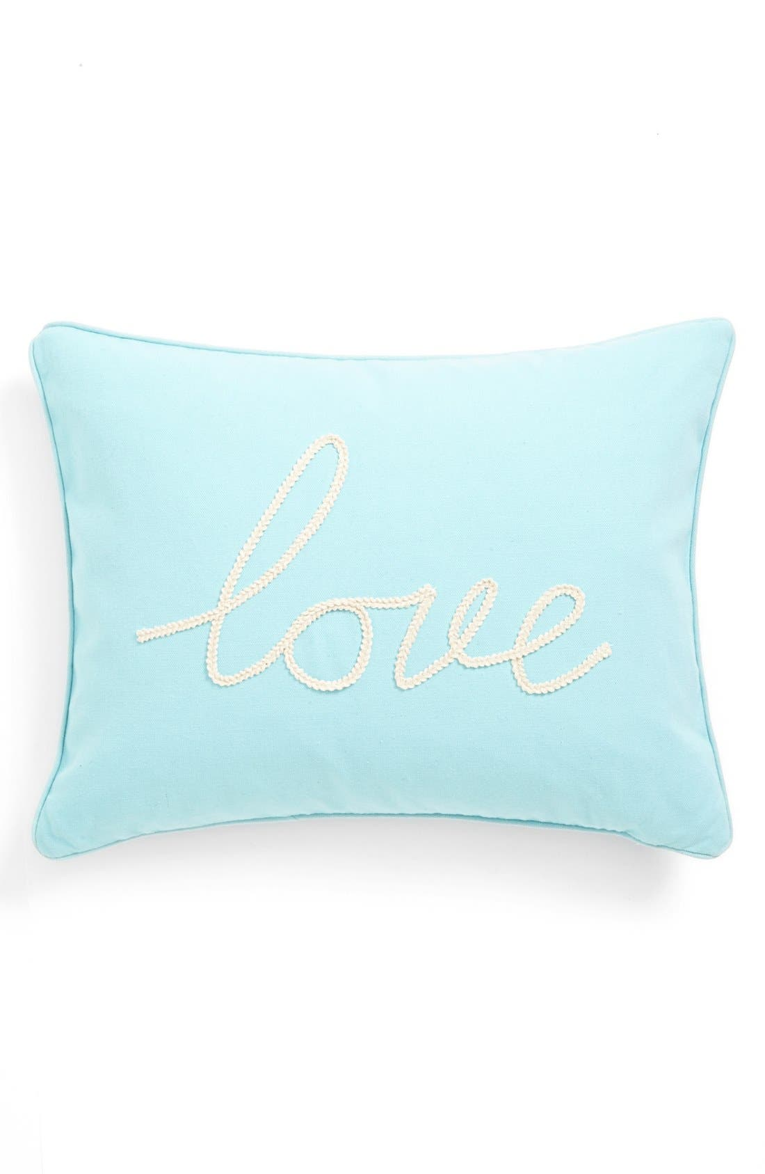 Alternate Image 1 Selected - Nordstrom at Home 'Love' Pillow