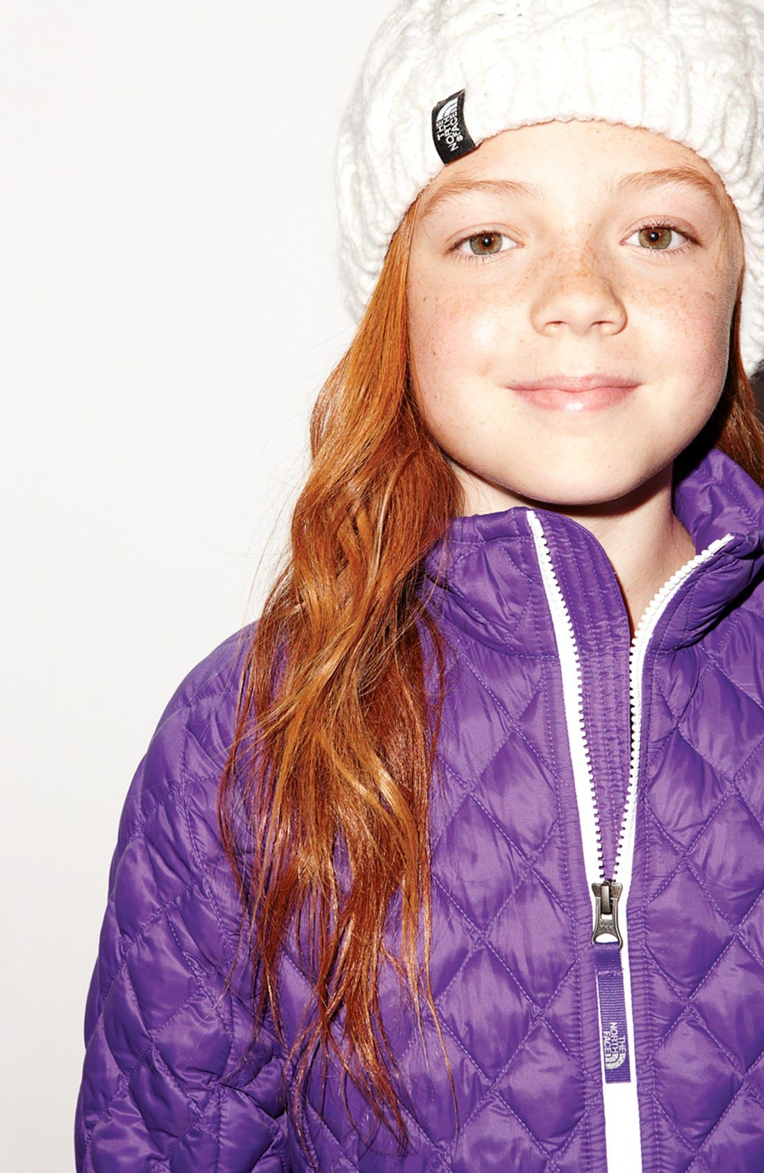 Alternate Image 2  - The North Face 'Thermoball™' Jacket (Little Girls & Big Girls)