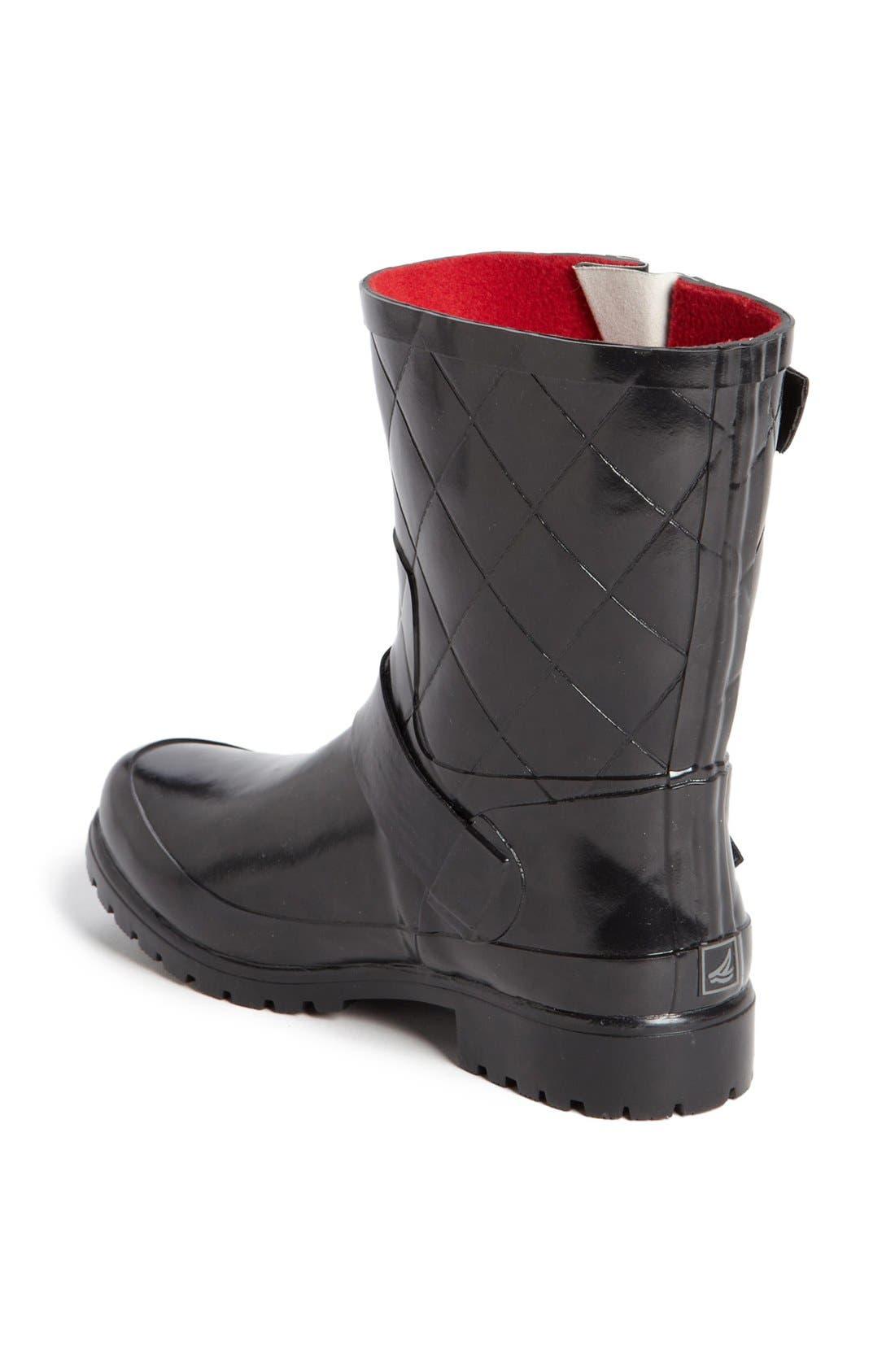 Alternate Image 2  - Sperry Top-Sider® 'Falcon' Rain Boot