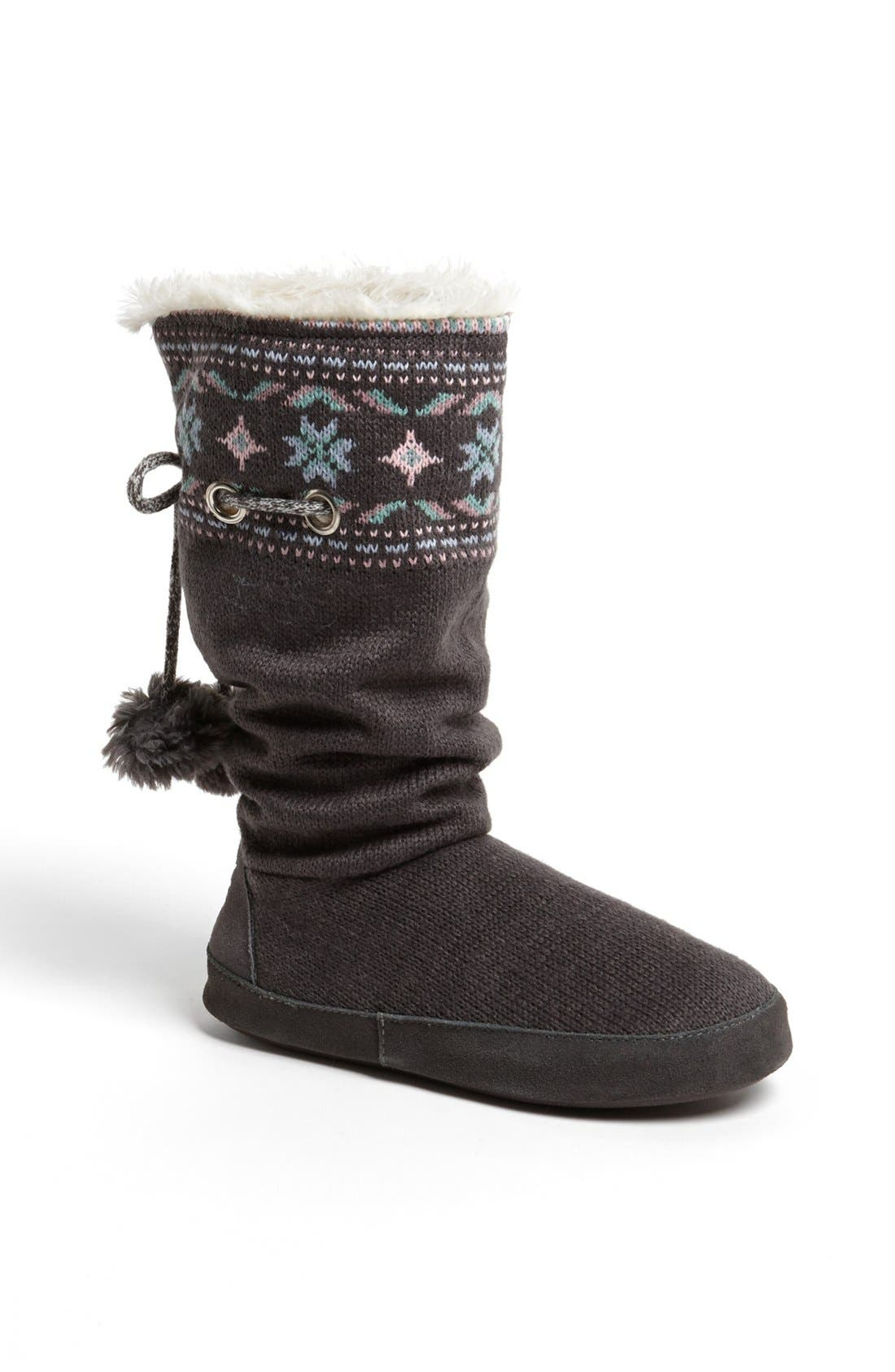 Alternate Image 1 Selected - MUK LUKS 'Emma' Slipper