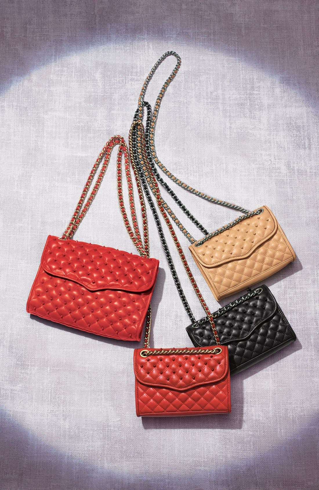 Alternate Image 5  - Rebecca Minkoff 'Affair - Mini' Quilted Convertible Crossbody Bag