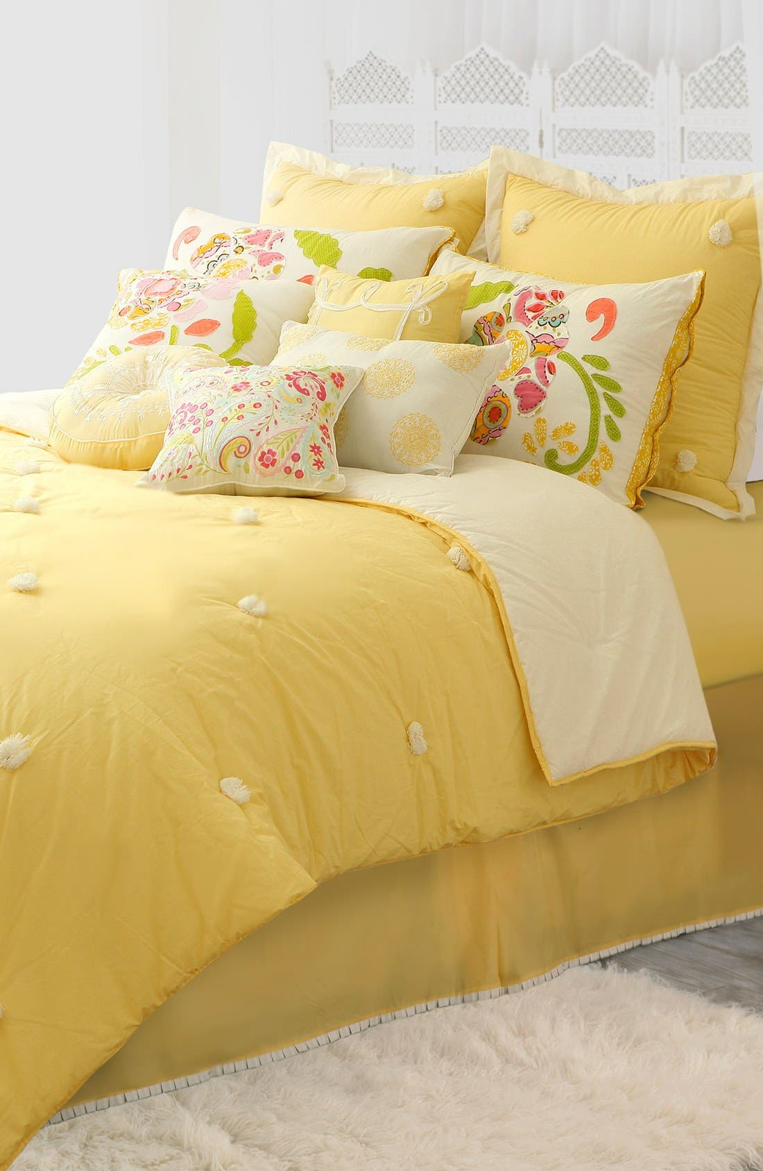 Alternate Image 1 Selected - Dena Home 'Sundrop' Comforter